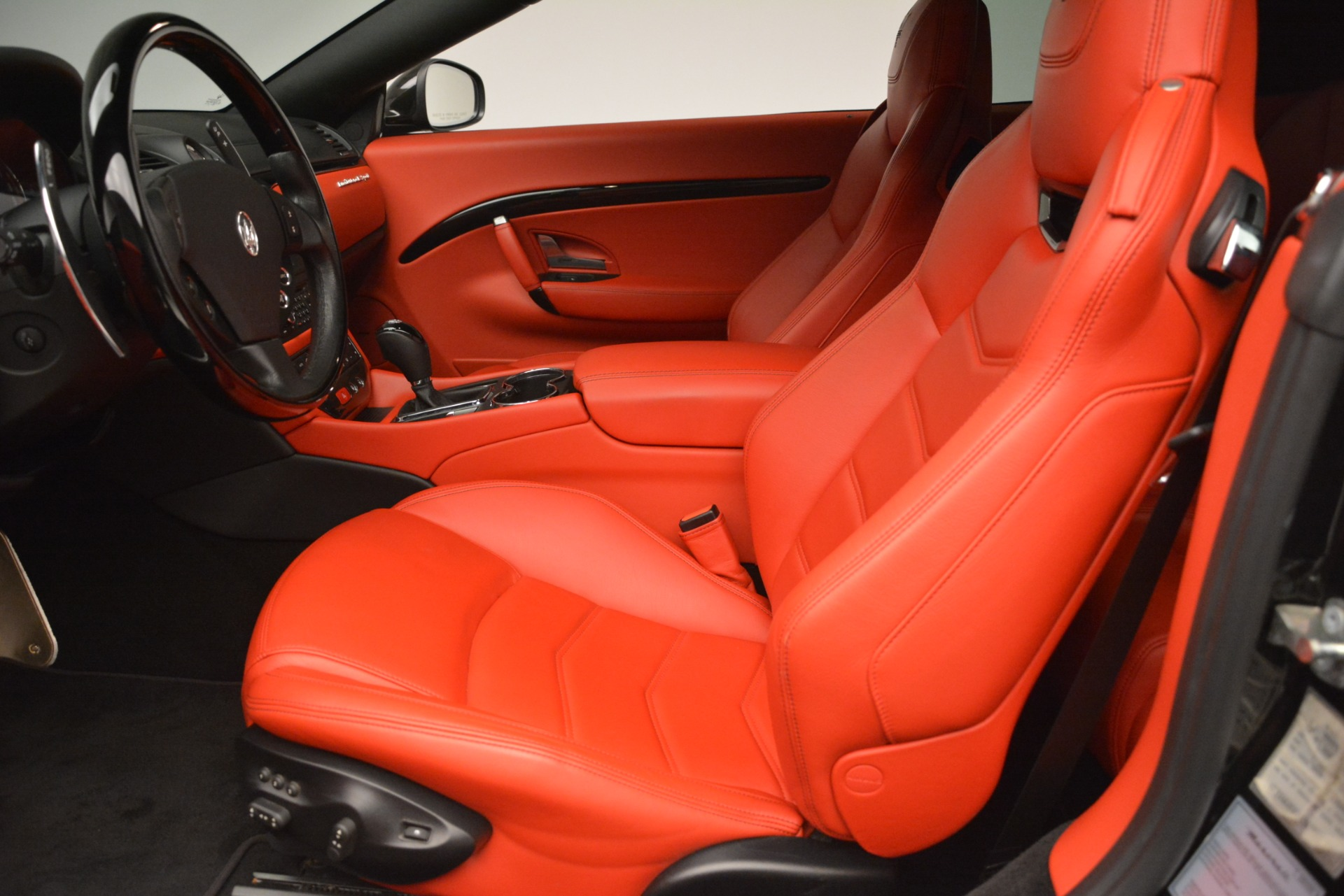 Used 2014 Maserati GranTurismo Sport For Sale In Greenwich, CT. Alfa Romeo of Greenwich, A1258A 3066_p20