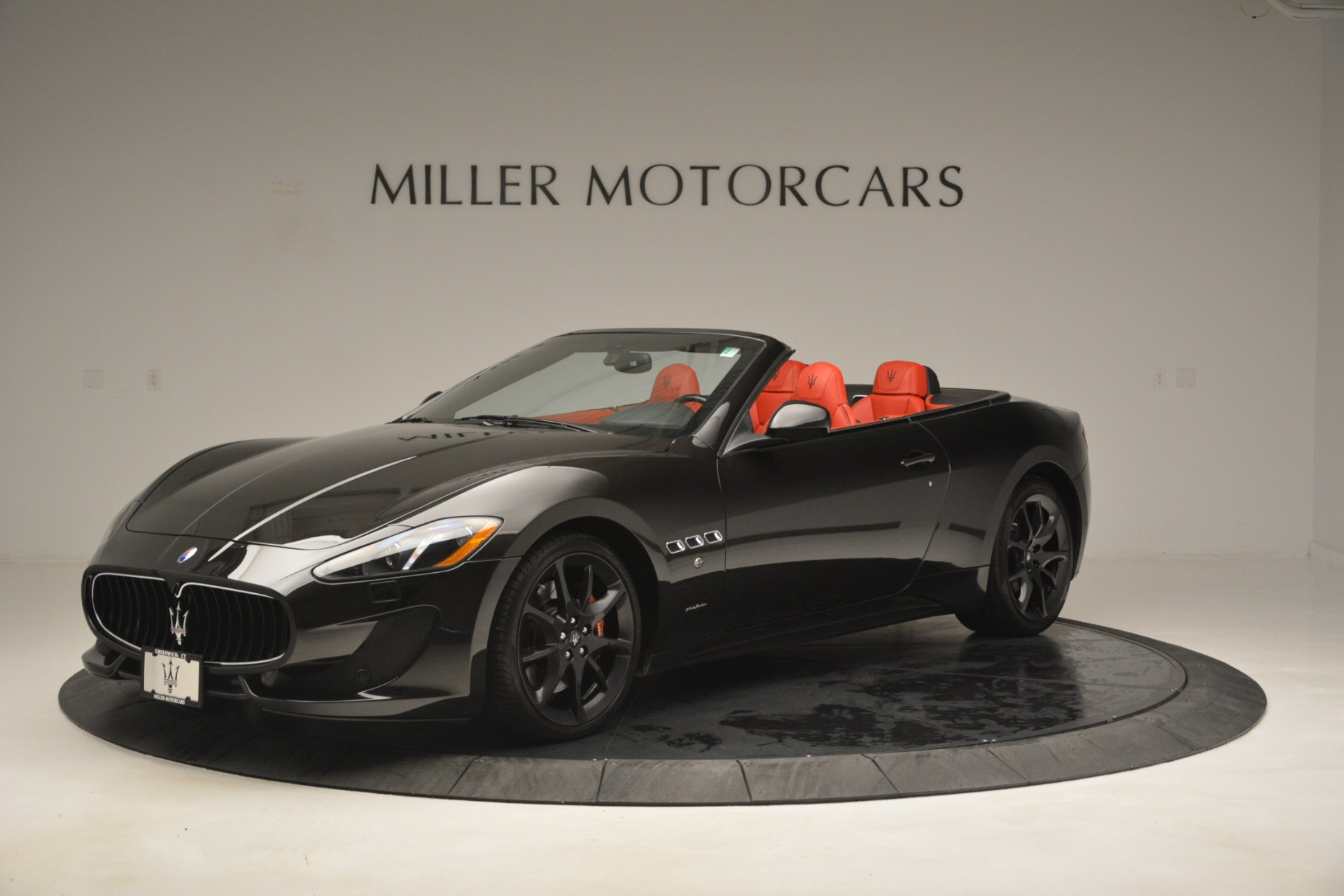 Used 2014 Maserati GranTurismo Sport For Sale In Greenwich, CT. Alfa Romeo of Greenwich, A1258A 3066_p2