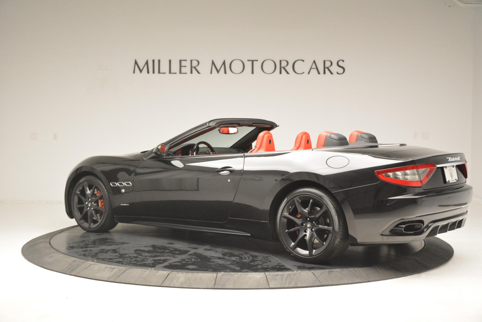 Used 2014 Maserati GranTurismo Sport For Sale In Greenwich, CT. Alfa Romeo of Greenwich, A1258A 3066_p4
