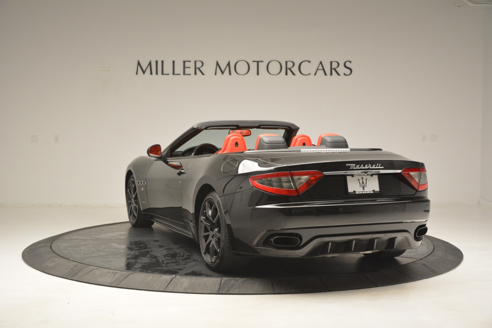 Used 2014 Maserati GranTurismo Sport For Sale In Greenwich, CT. Alfa Romeo of Greenwich, A1258A 3066_p5