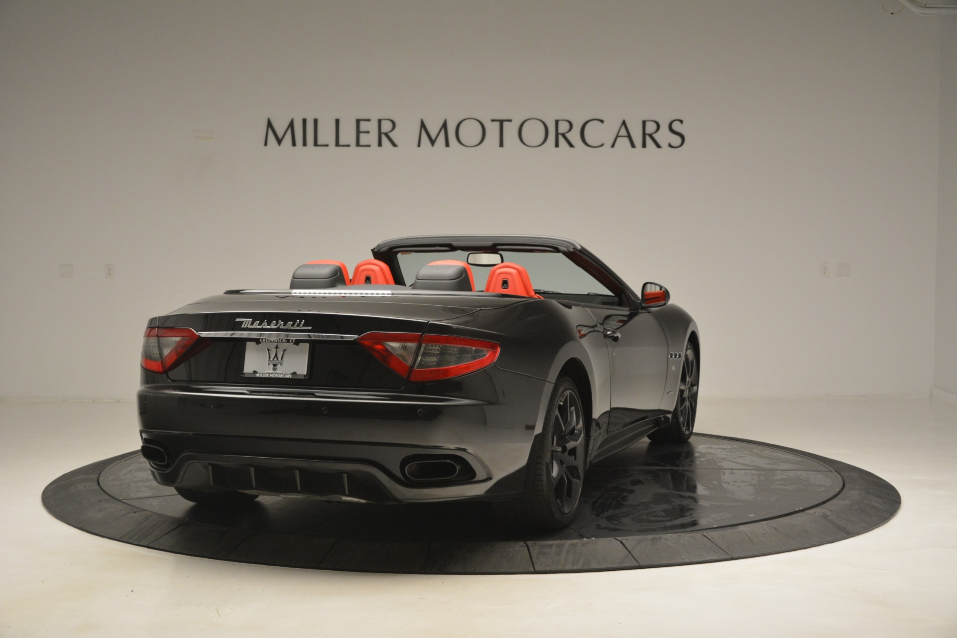 Used 2014 Maserati GranTurismo Sport For Sale In Greenwich, CT. Alfa Romeo of Greenwich, A1258A 3066_p8
