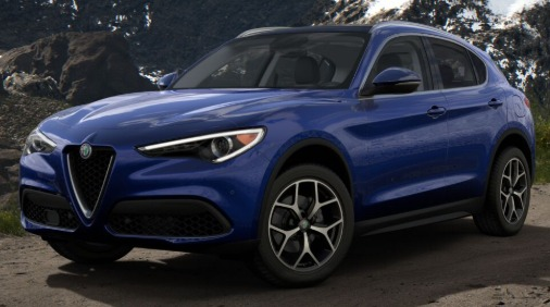 New 2019 Alfa Romeo Stelvio Ti Q4 For Sale In Greenwich, CT. Alfa Romeo of Greenwich, LW318