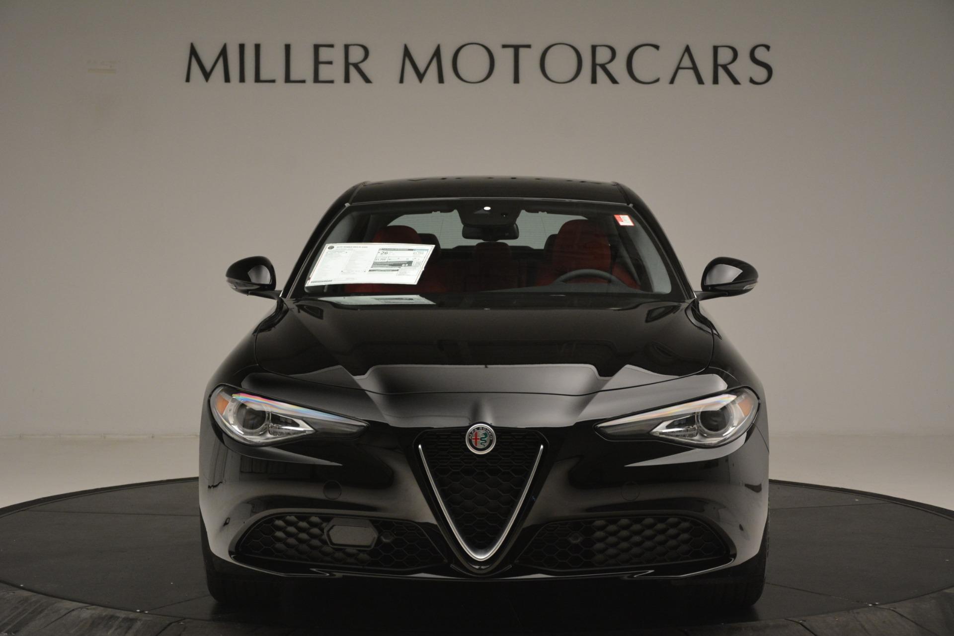 New 2019 Alfa Romeo Giulia Q4 For Sale In Greenwich, CT. Alfa Romeo of Greenwich, L600 3069_p12