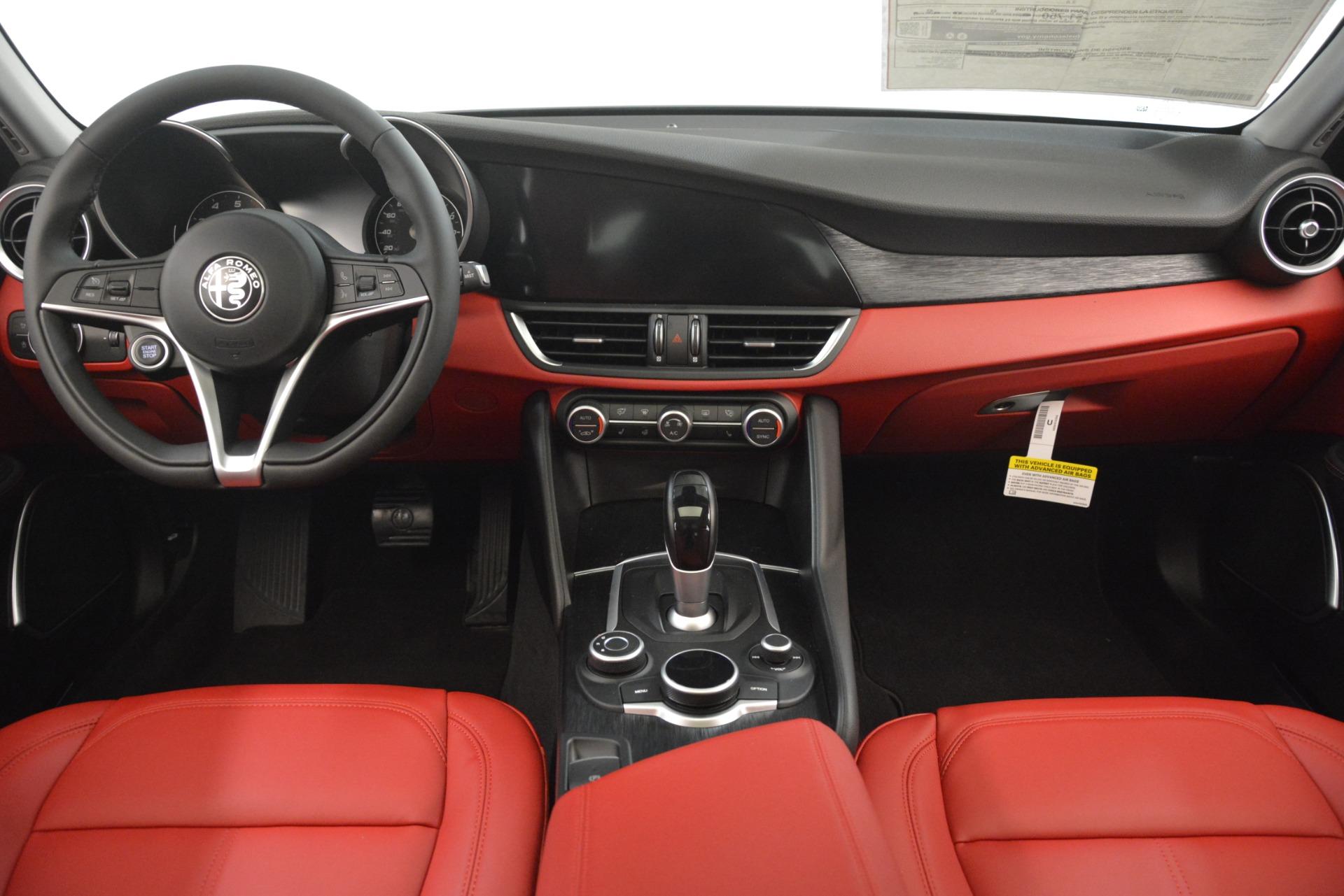 New 2019 Alfa Romeo Giulia Q4 For Sale In Greenwich, CT. Alfa Romeo of Greenwich, L600 3069_p16