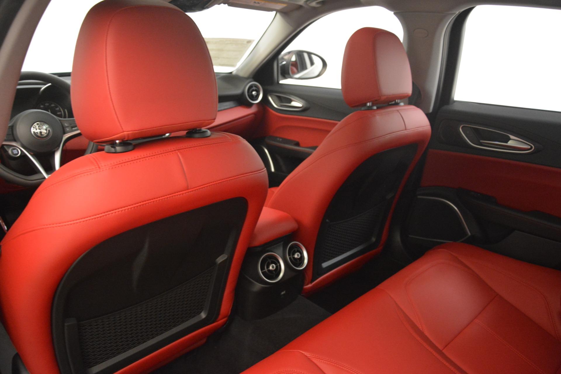 New 2019 Alfa Romeo Giulia Q4 For Sale In Greenwich, CT. Alfa Romeo of Greenwich, L600 3069_p20