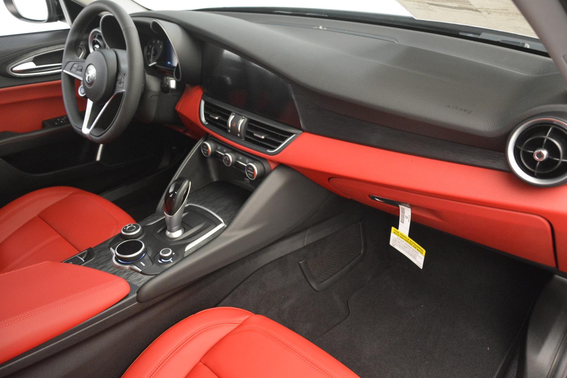 New 2019 Alfa Romeo Giulia Q4 For Sale In Greenwich, CT. Alfa Romeo of Greenwich, L600 3069_p22