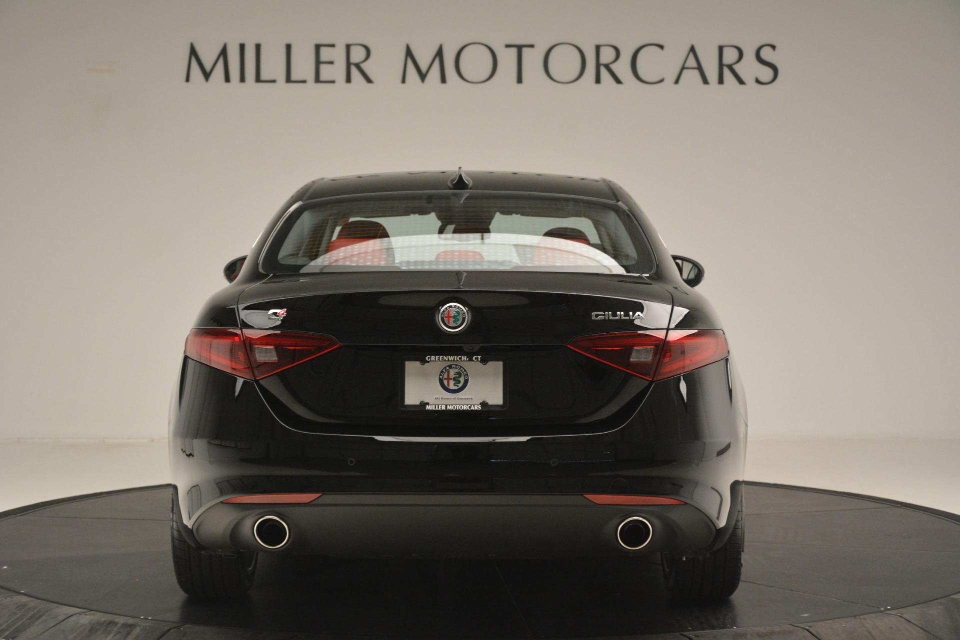 New 2019 Alfa Romeo Giulia Q4 For Sale In Greenwich, CT. Alfa Romeo of Greenwich, L600 3069_p6