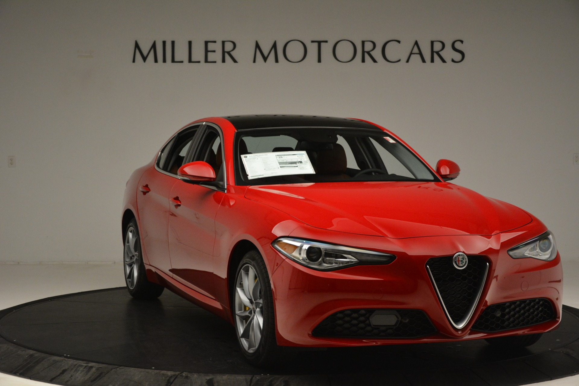 New 2019 Alfa Romeo Giulia Q4 For Sale In Greenwich, CT. Alfa Romeo of Greenwich, L601 3070_p11
