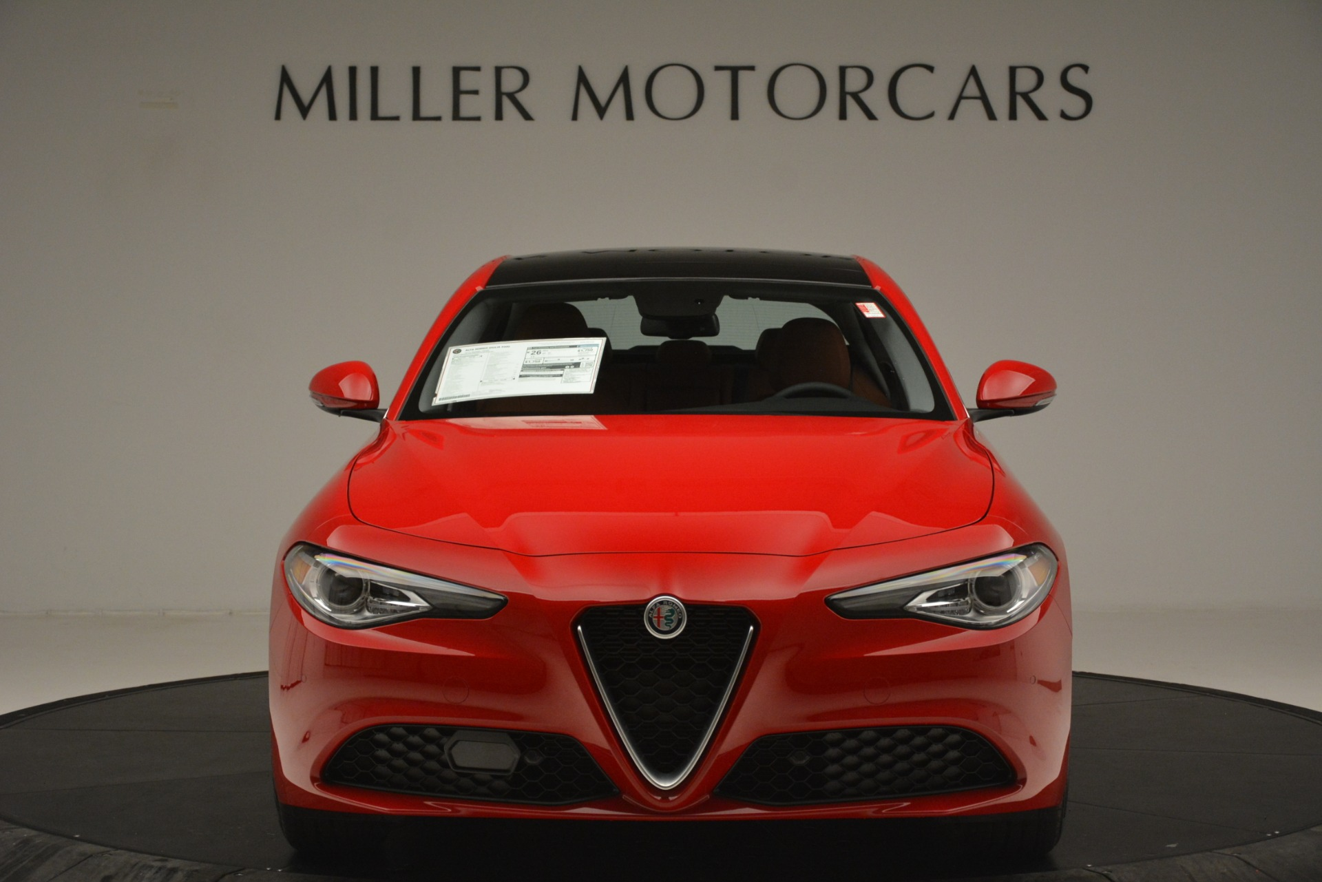 New 2019 Alfa Romeo Giulia Q4 For Sale In Greenwich, CT. Alfa Romeo of Greenwich, L601 3070_p12
