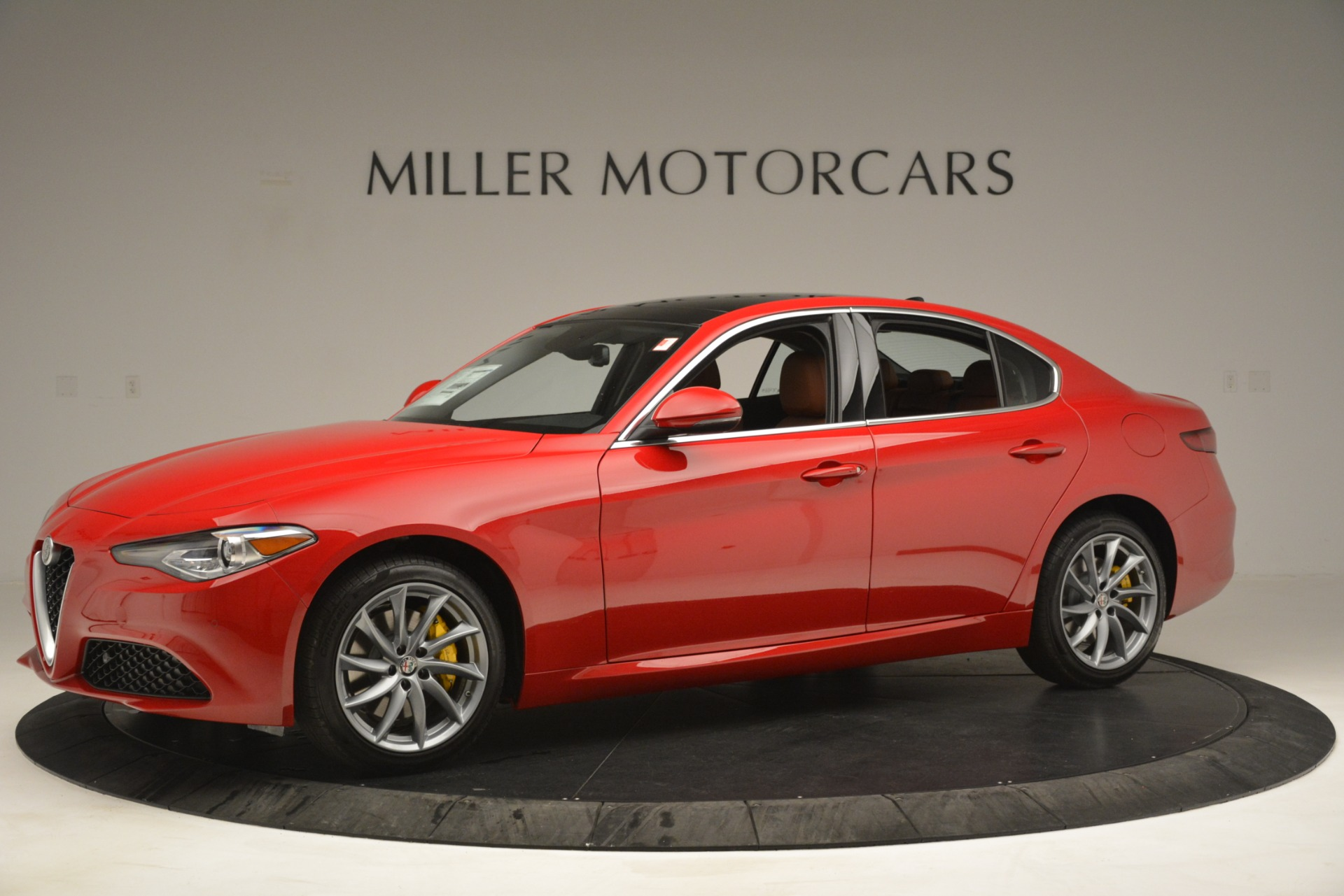 New 2019 Alfa Romeo Giulia Q4 For Sale In Greenwich, CT. Alfa Romeo of Greenwich, L601 3070_p2