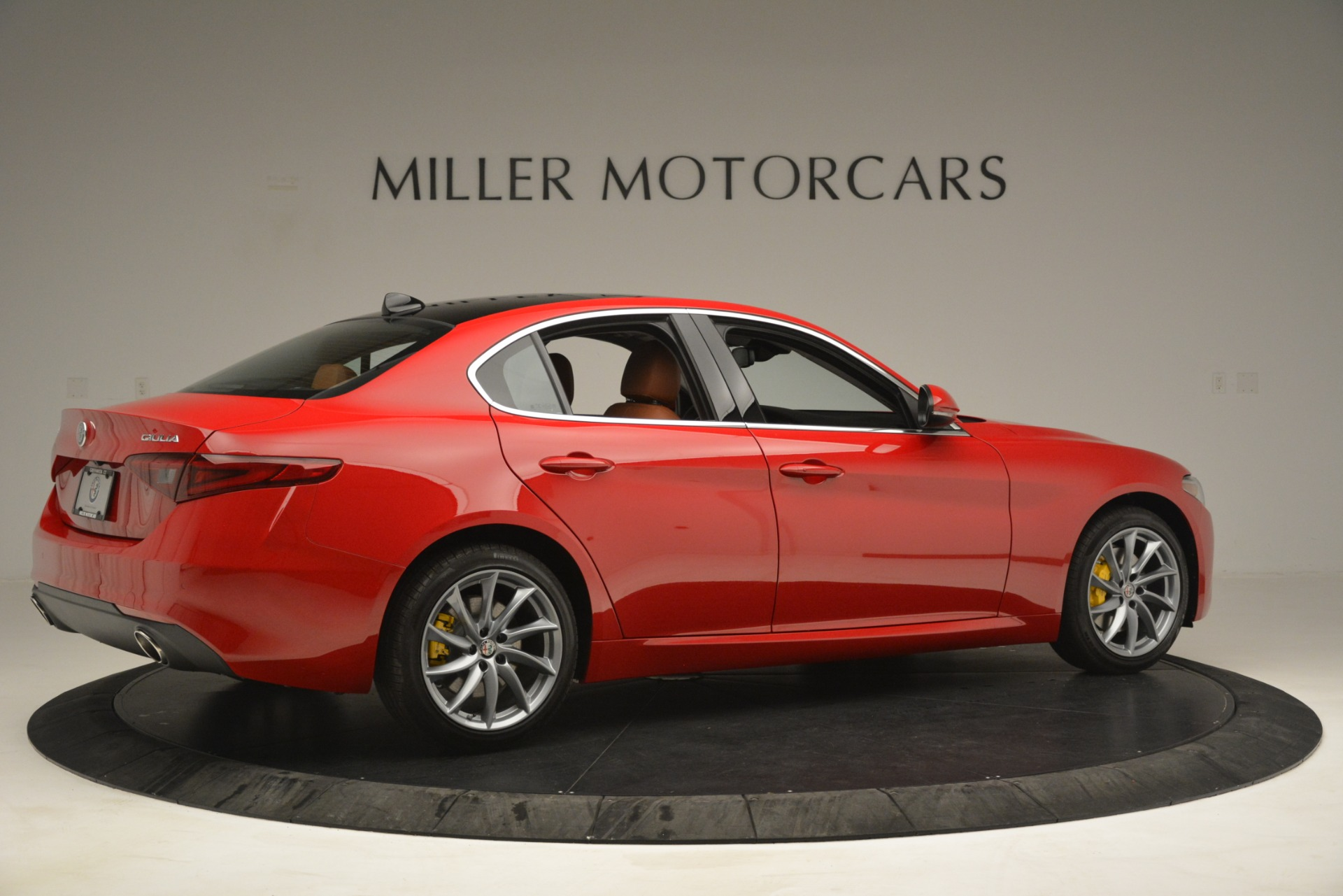 New 2019 Alfa Romeo Giulia Q4 For Sale In Greenwich, CT. Alfa Romeo of Greenwich, L601 3070_p8