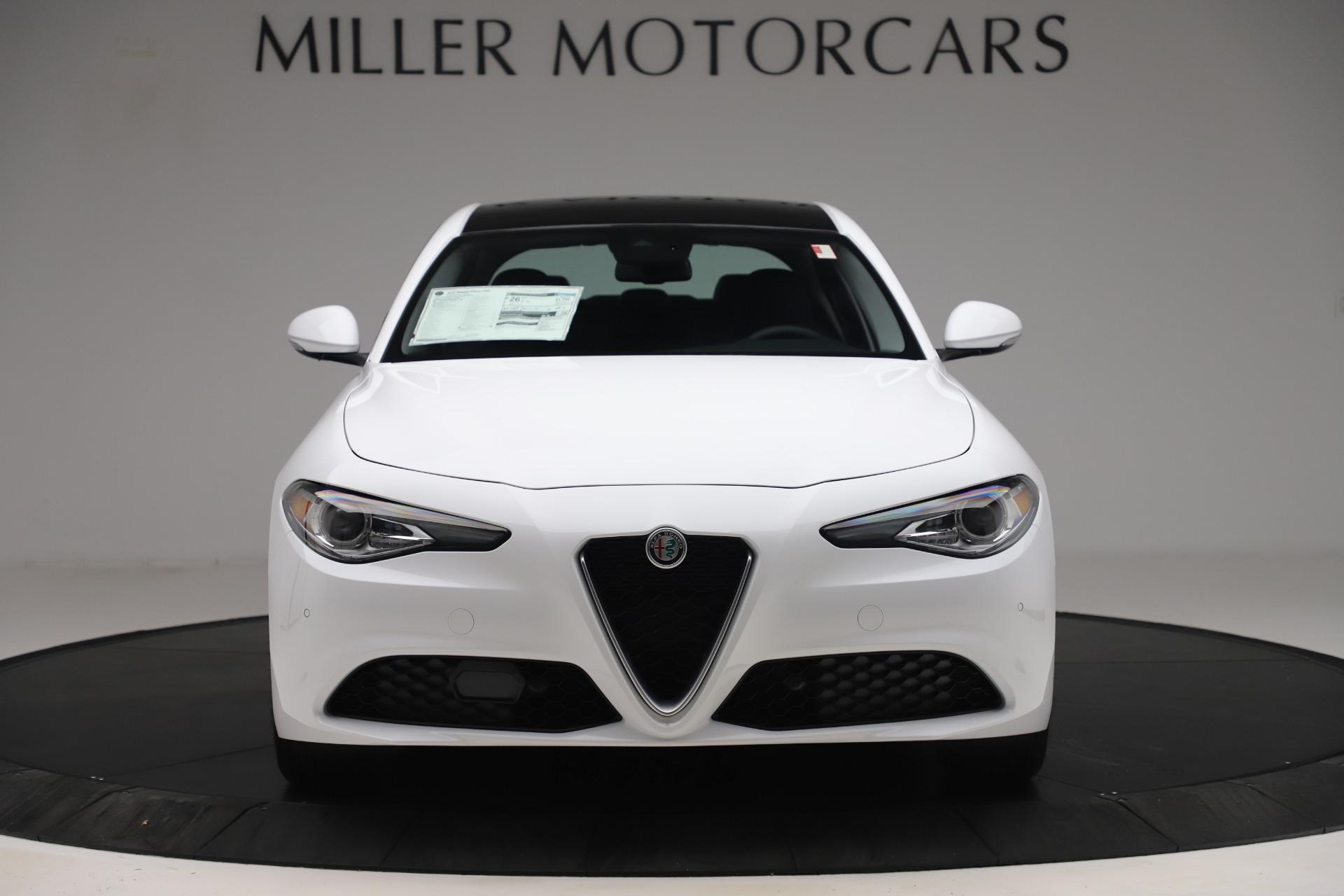 New 2019 Alfa Romeo Giulia Q4 For Sale In Greenwich, CT. Alfa Romeo of Greenwich, L602 3071_p12