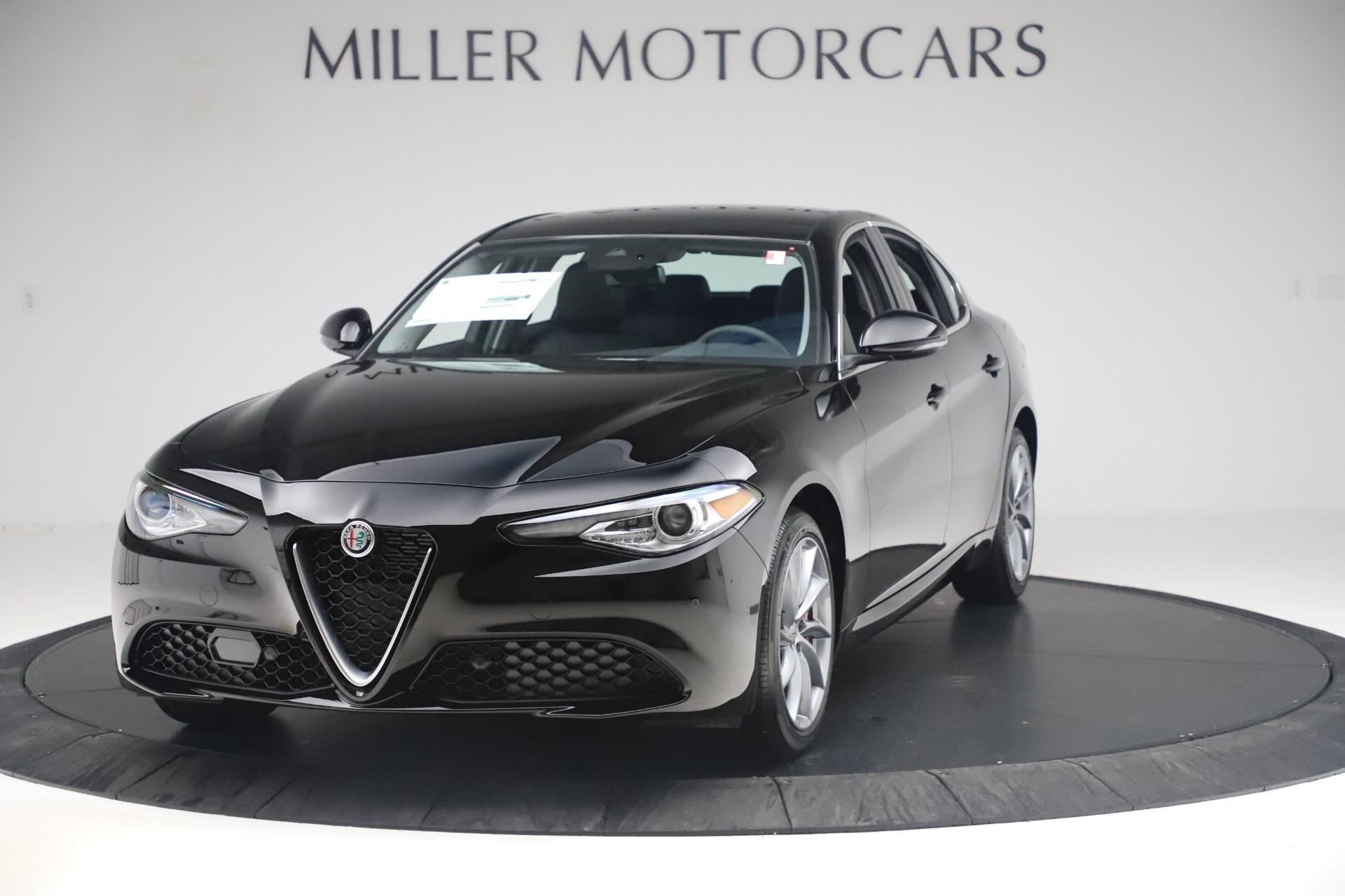 New 2019 Alfa Romeo Giulia Q4 For Sale In Greenwich, CT. Alfa Romeo of Greenwich, L603 3072_main