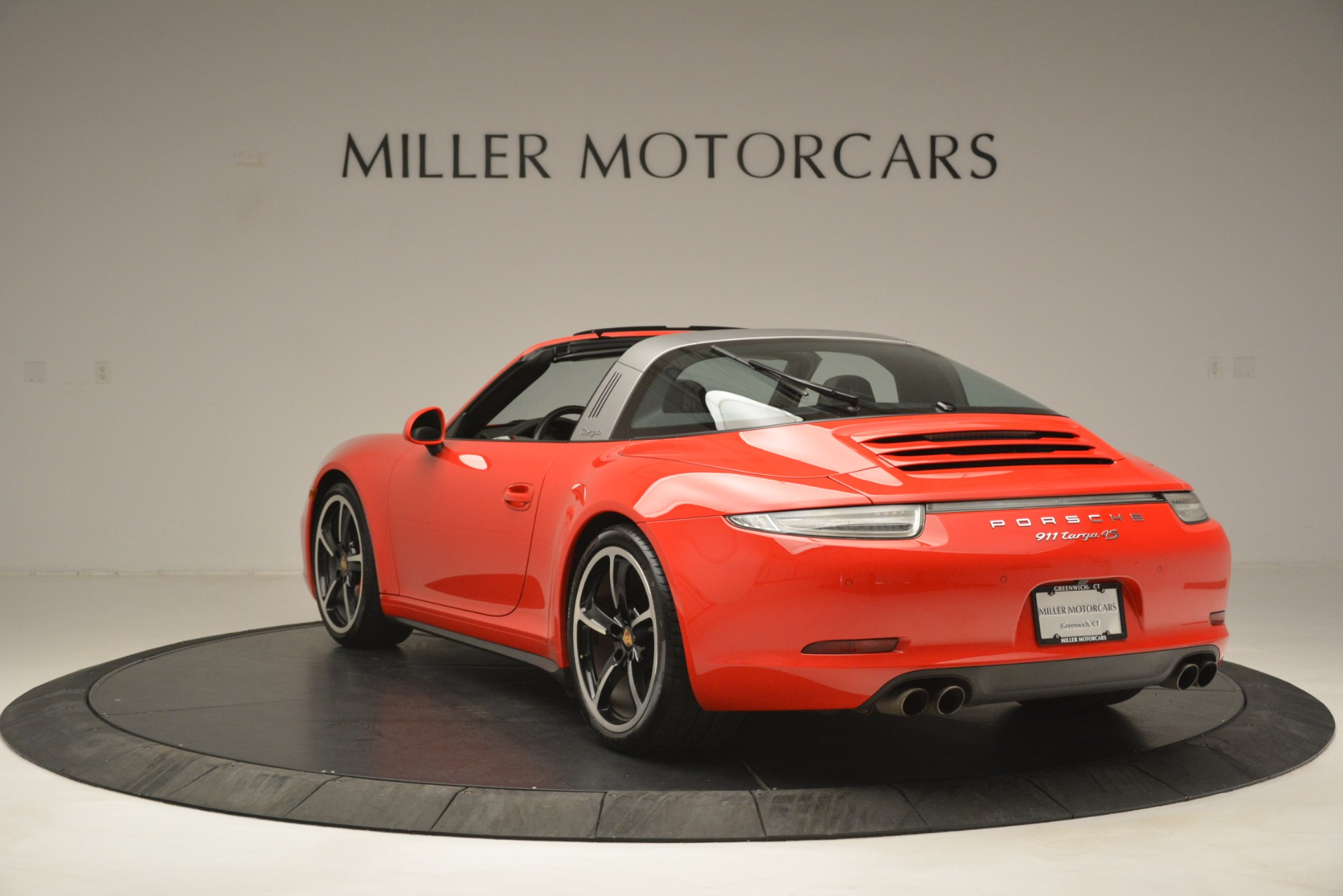 Used 2016 Porsche 911 Targa 4S For Sale In Greenwich, CT. Alfa Romeo of Greenwich, 4541A 3077_p5