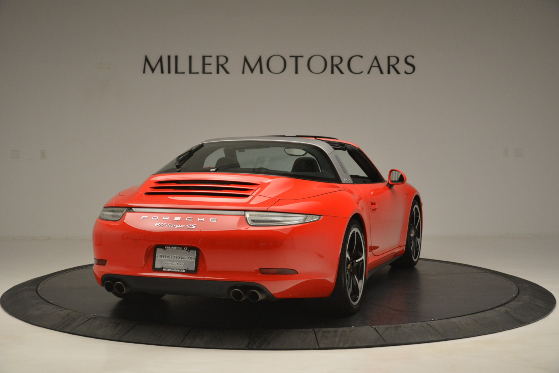 Used 2016 Porsche 911 Targa 4S For Sale In Greenwich, CT. Alfa Romeo of Greenwich, 4541A 3077_p7