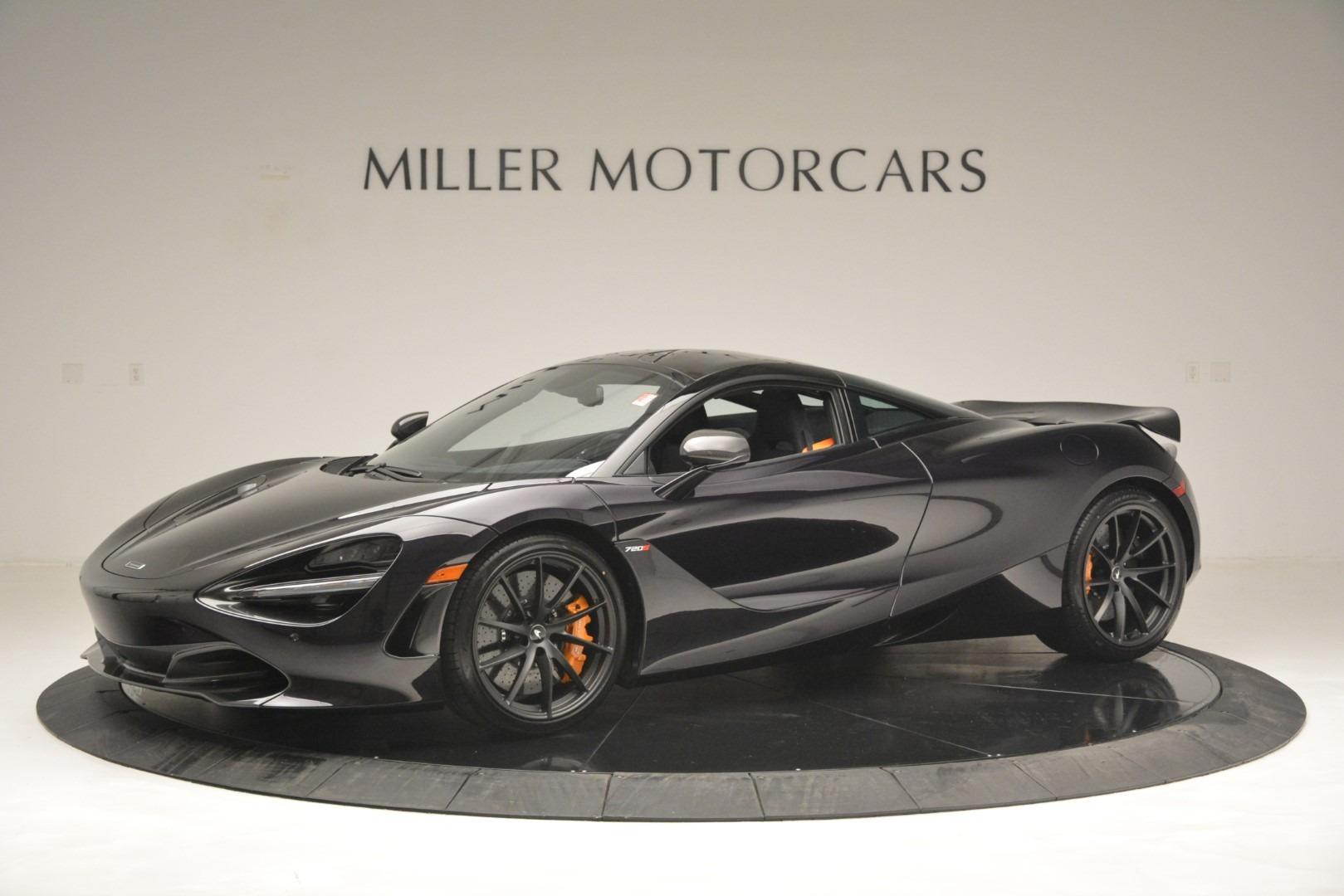 New 2019 McLaren 720S Coupe For Sale In Greenwich, CT. Alfa Romeo of Greenwich, MC411 3079_main
