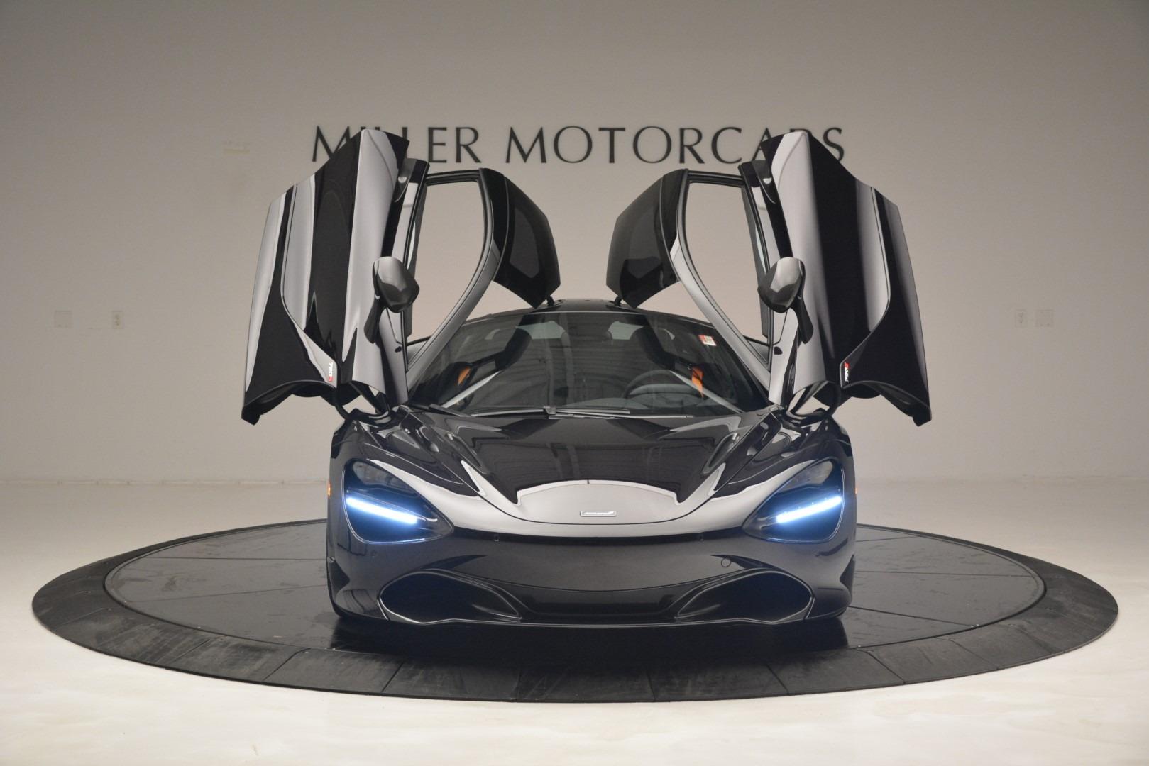 New 2019 McLaren 720S Coupe For Sale In Greenwich, CT. Alfa Romeo of Greenwich, MC411 3079_p13