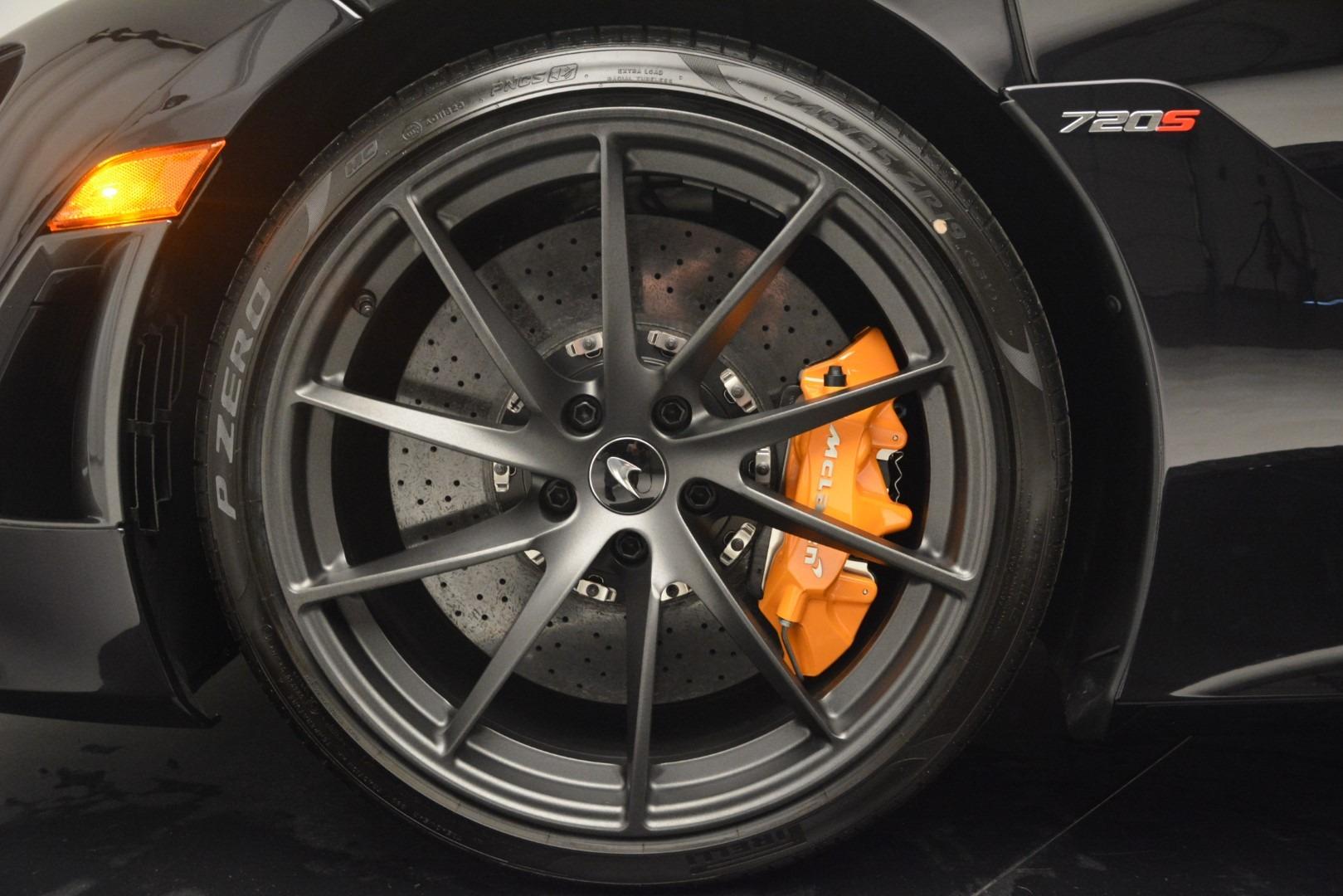 New 2019 McLaren 720S Coupe For Sale In Greenwich, CT. Alfa Romeo of Greenwich, MC411 3079_p15