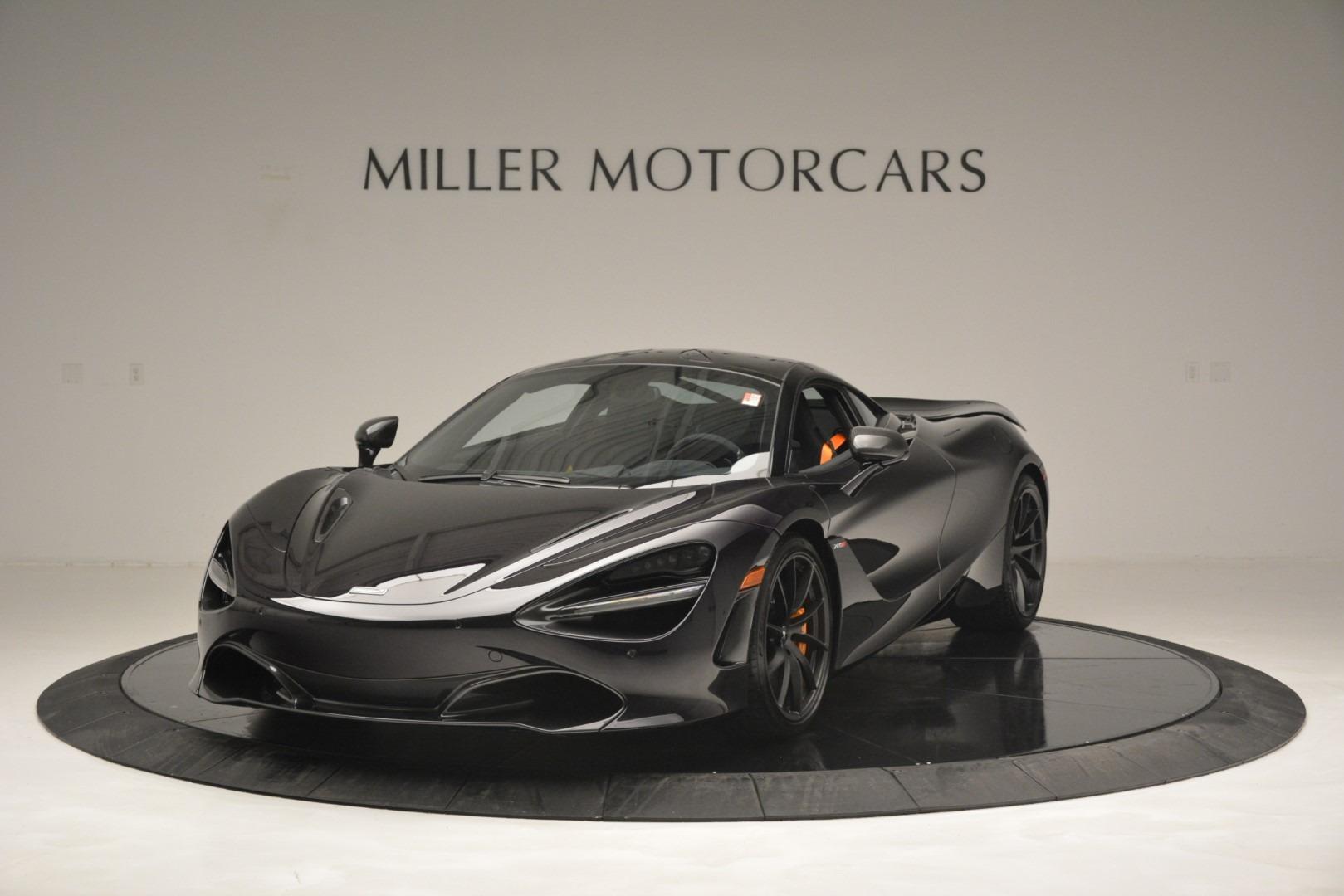 New 2019 McLaren 720S Coupe For Sale In Greenwich, CT. Alfa Romeo of Greenwich, MC411 3079_p2