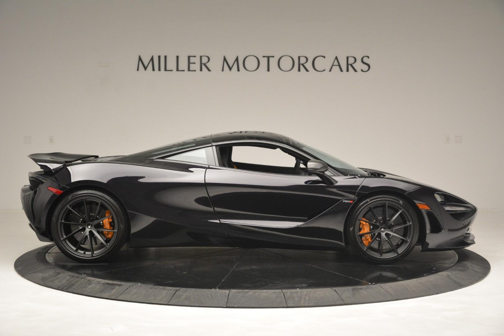 New 2019 McLaren 720S Coupe For Sale In Greenwich, CT. Alfa Romeo of Greenwich, MC411 3079_p9