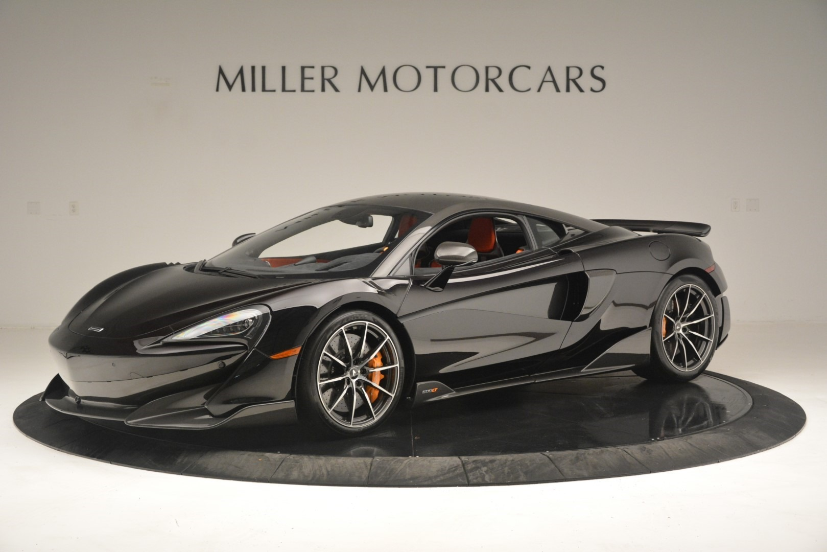 New 2019 McLaren 600LT Coupe For Sale In Greenwich, CT. Alfa Romeo of Greenwich, MC418