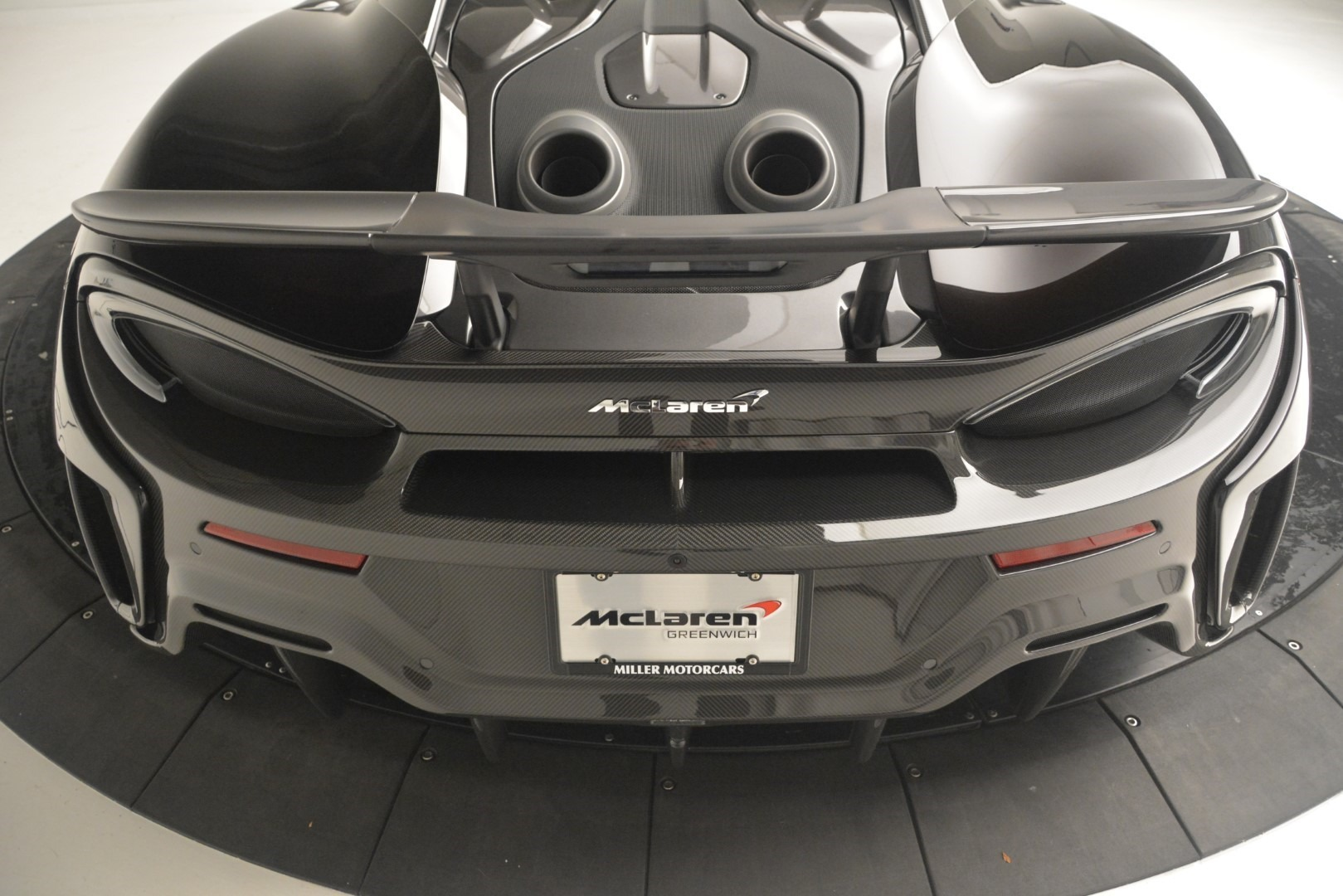 New 2019 McLaren 600LT Coupe For Sale In Greenwich, CT. Alfa Romeo of Greenwich, MC418 3081_p26