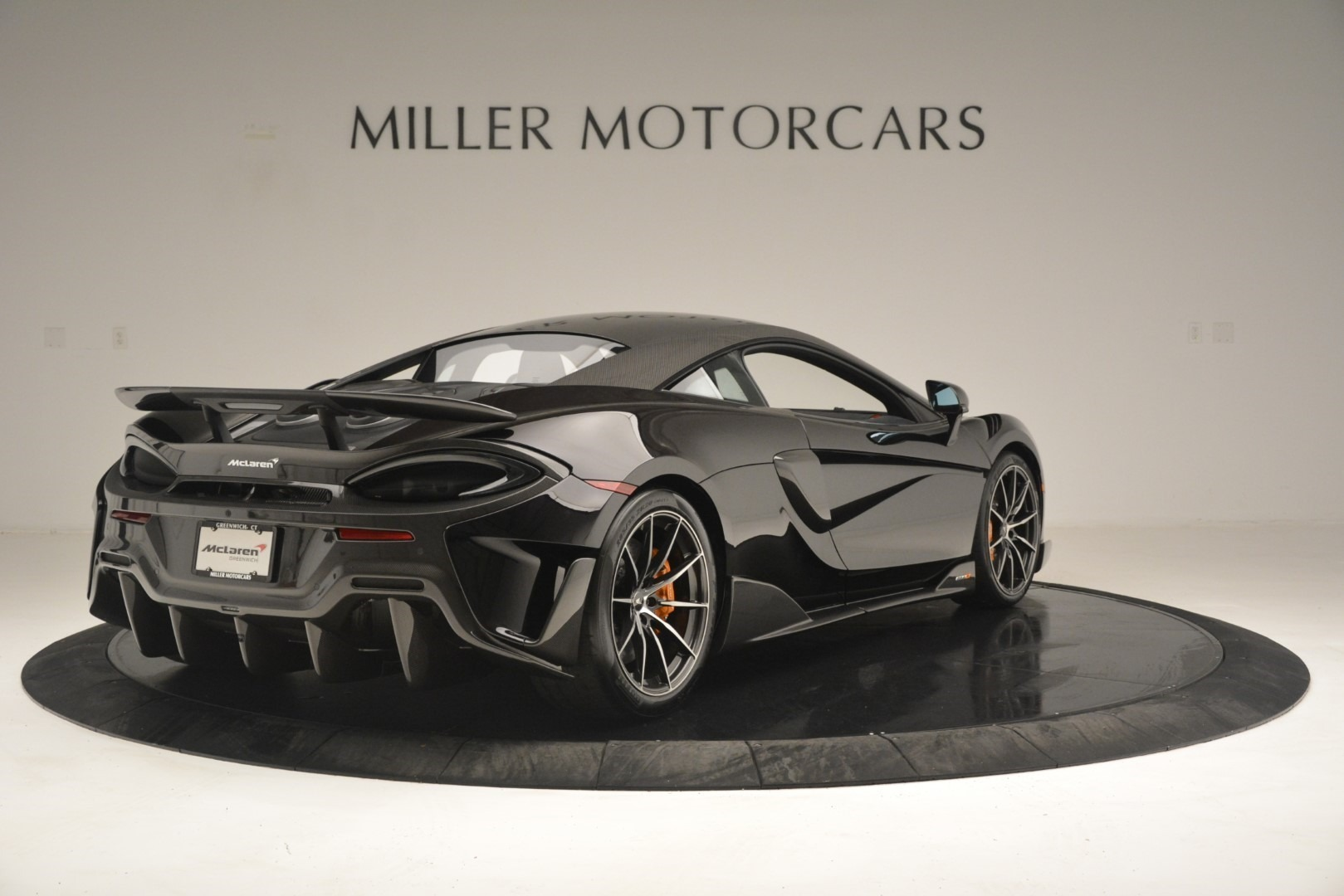 New 2019 McLaren 600LT Coupe For Sale In Greenwich, CT. Alfa Romeo of Greenwich, MC418 3081_p8