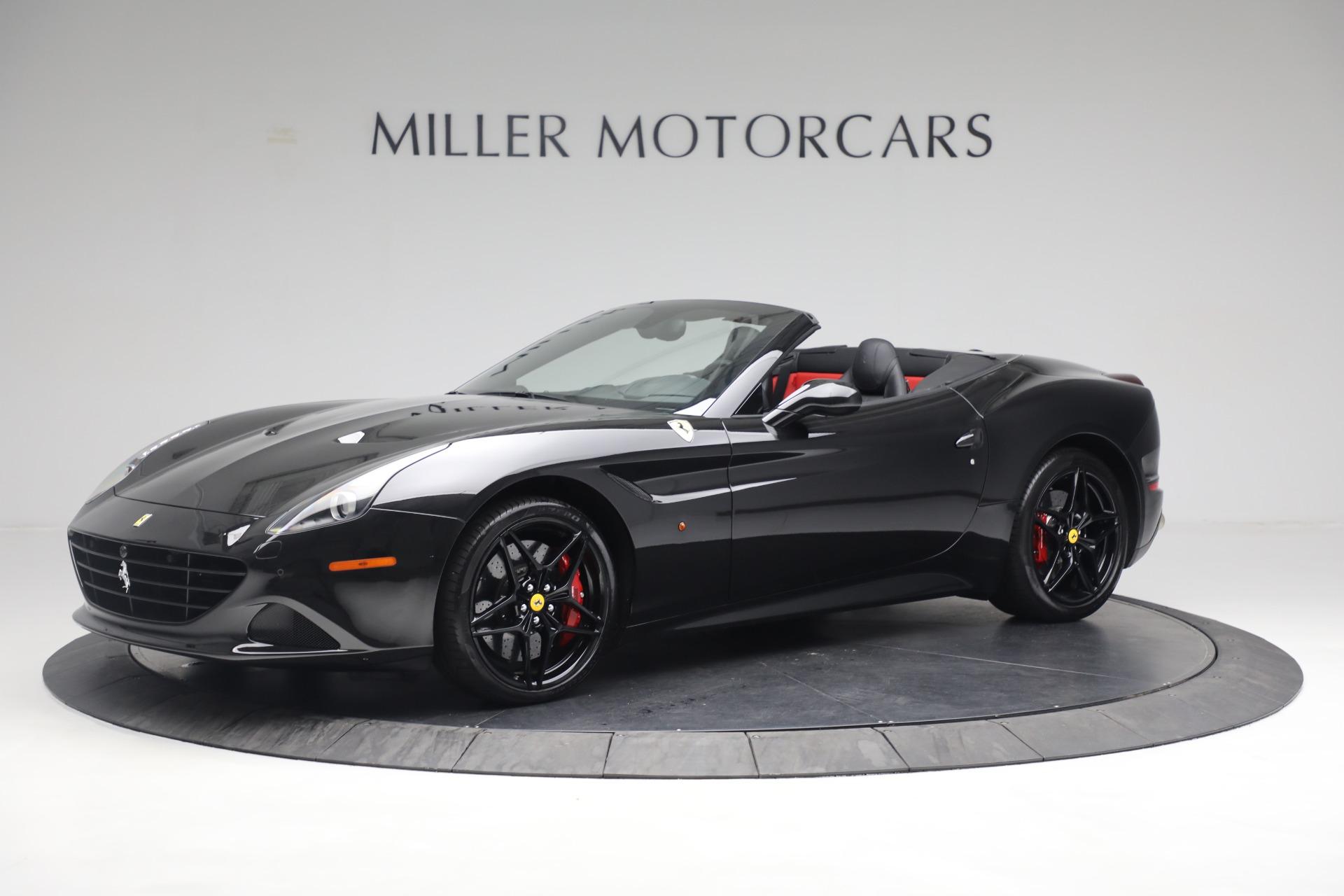 Used 2016 Ferrari California T  For Sale In Greenwich, CT. Alfa Romeo of Greenwich, F1943A 3082_p2