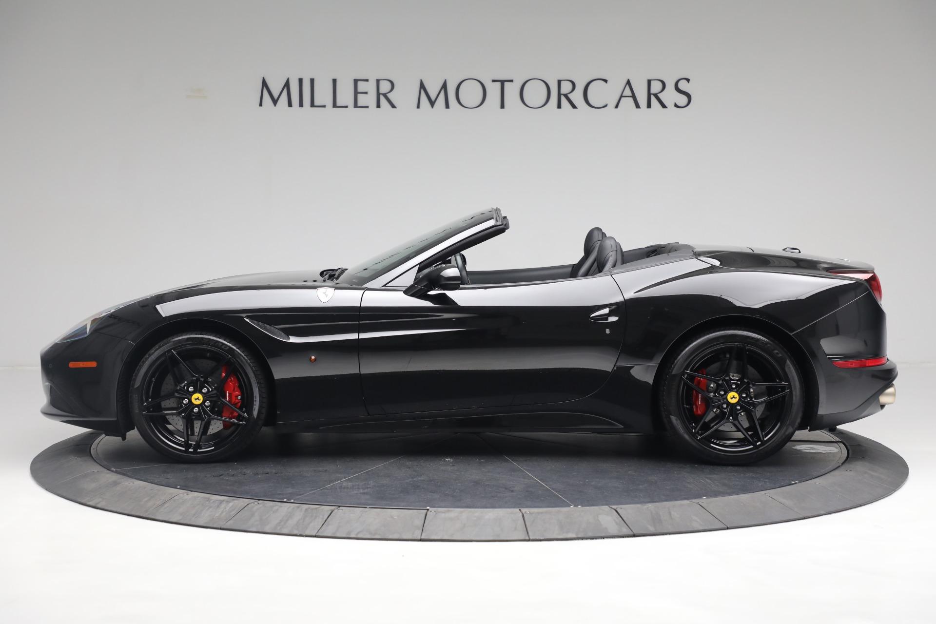 Used 2016 Ferrari California T  For Sale In Greenwich, CT. Alfa Romeo of Greenwich, F1943A 3082_p3