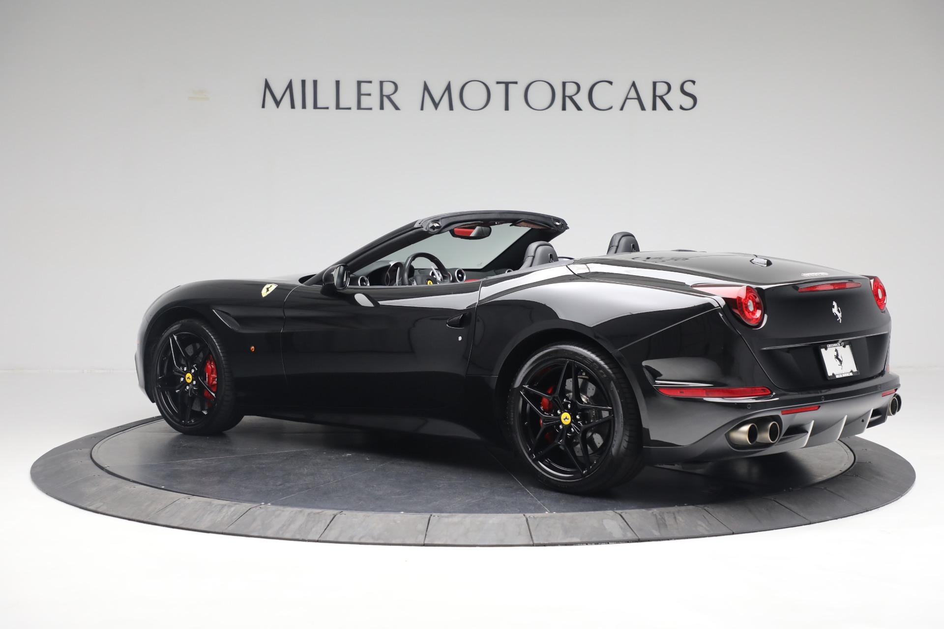 Used 2016 Ferrari California T  For Sale In Greenwich, CT. Alfa Romeo of Greenwich, F1943A 3082_p4