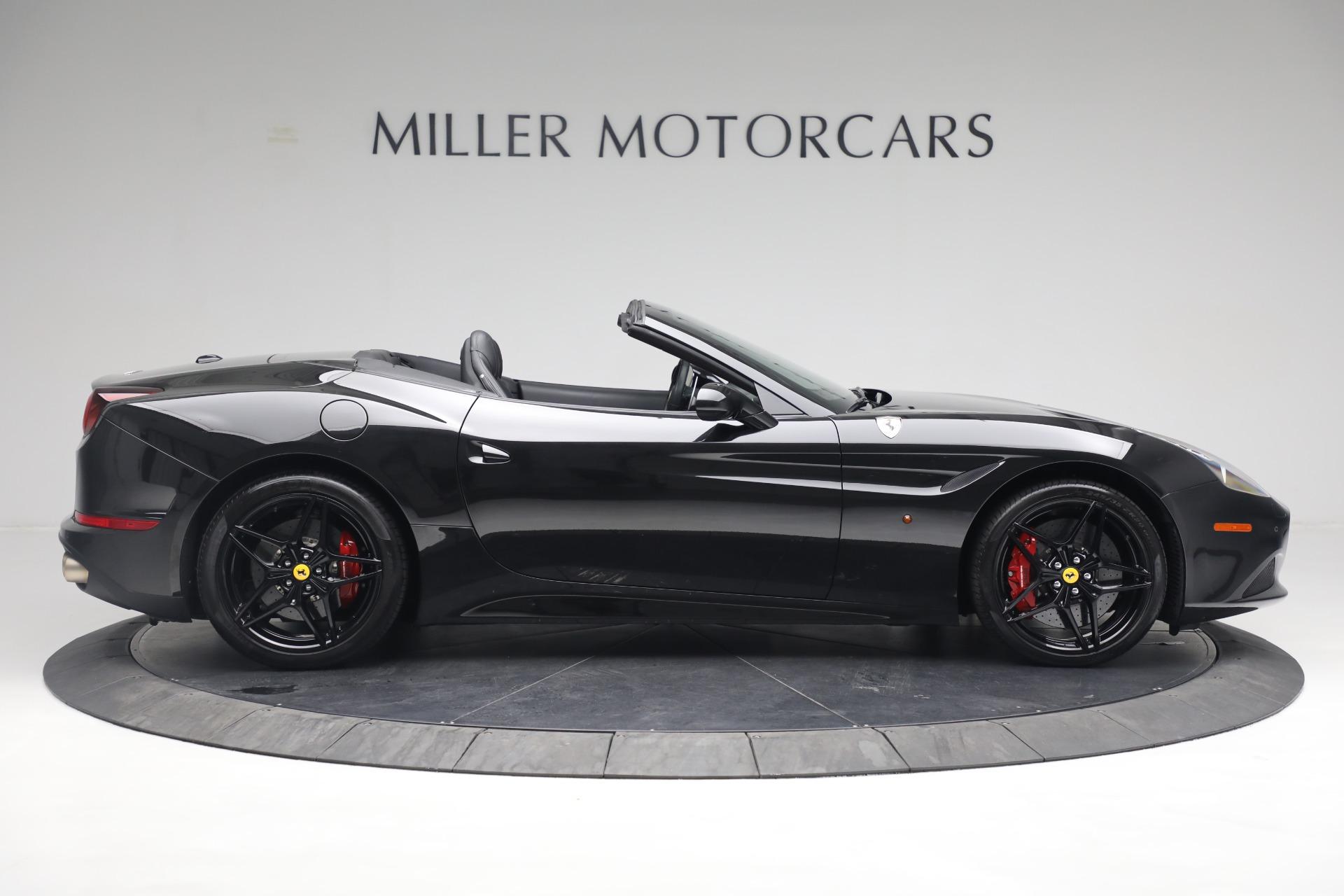 Used 2016 Ferrari California T  For Sale In Greenwich, CT. Alfa Romeo of Greenwich, F1943A 3082_p9