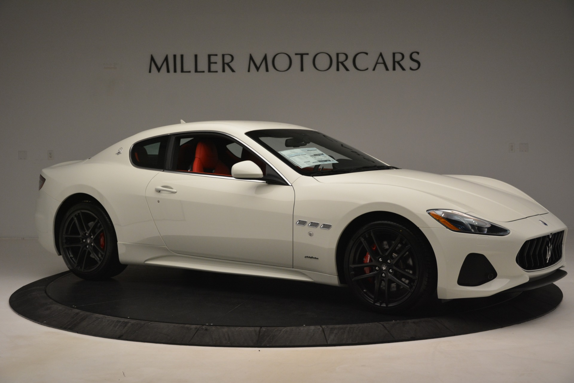 New 2018 Maserati GranTurismo Sport For Sale In Greenwich, CT. Alfa Romeo of Greenwich, W680 3083_p10
