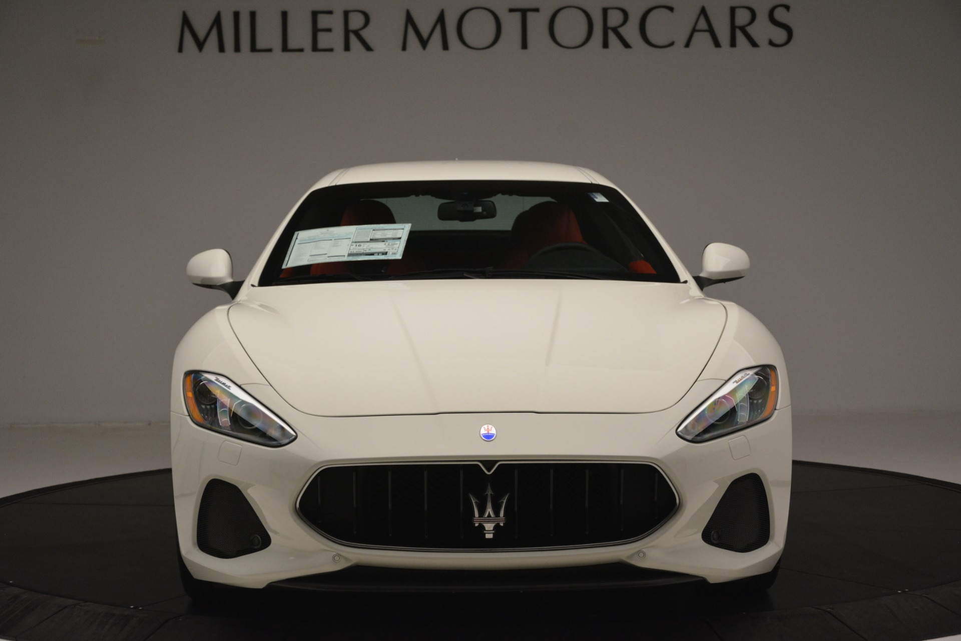 New 2018 Maserati GranTurismo Sport For Sale In Greenwich, CT. Alfa Romeo of Greenwich, W680 3083_p12