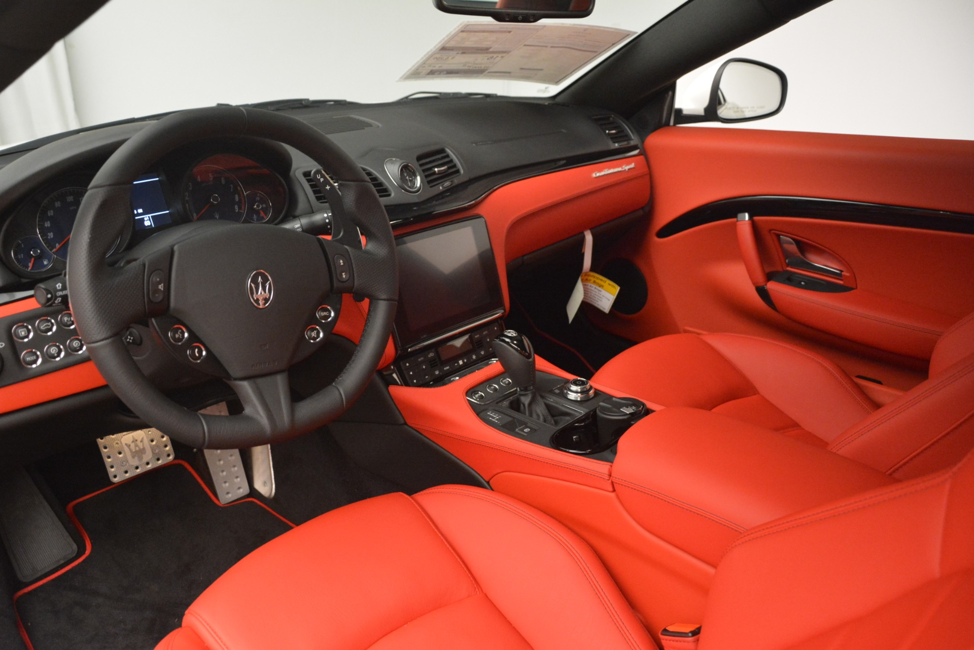 New 2018 Maserati GranTurismo Sport For Sale In Greenwich, CT. Alfa Romeo of Greenwich, W680 3083_p14