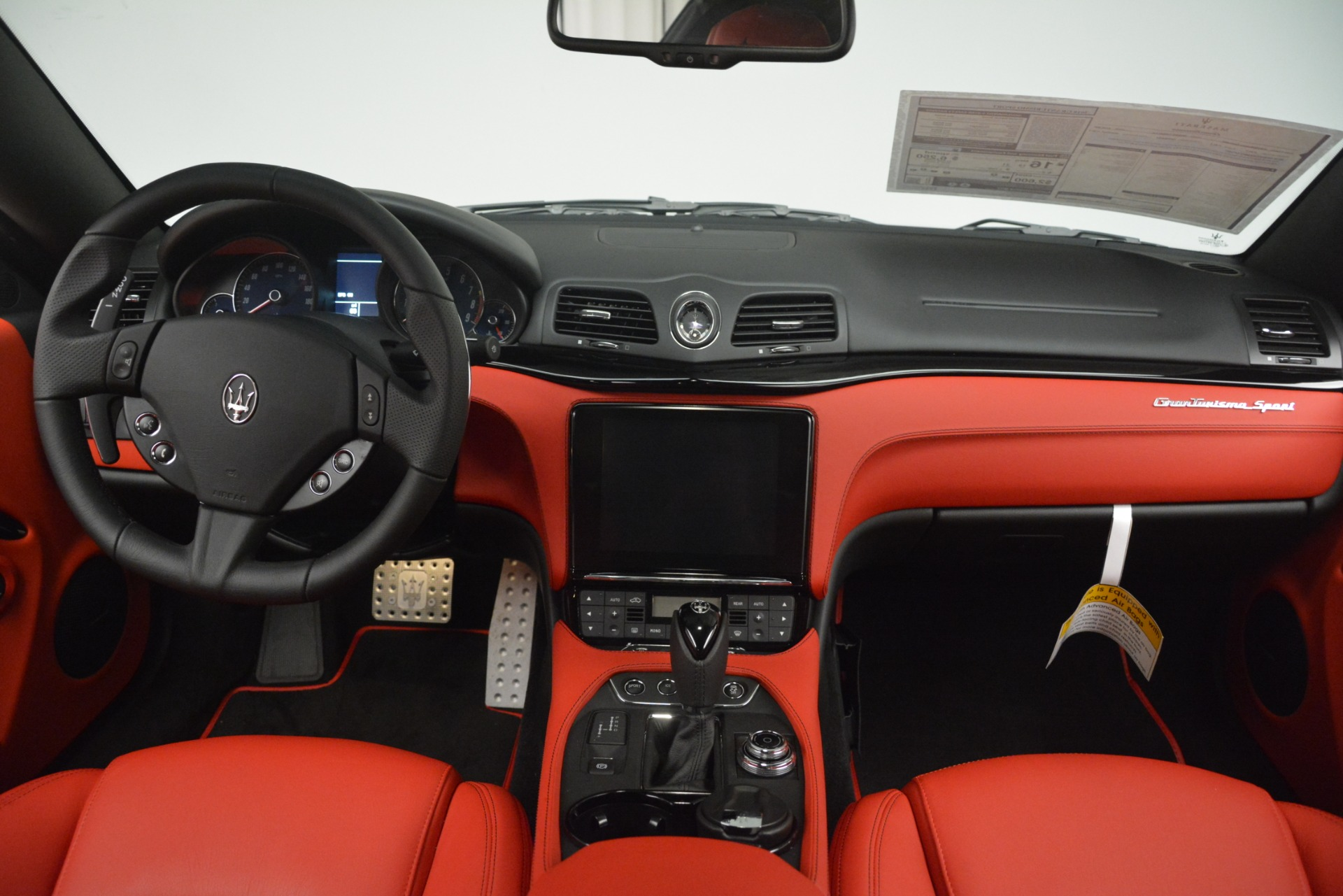 New 2018 Maserati GranTurismo Sport For Sale In Greenwich, CT. Alfa Romeo of Greenwich, W680 3083_p17