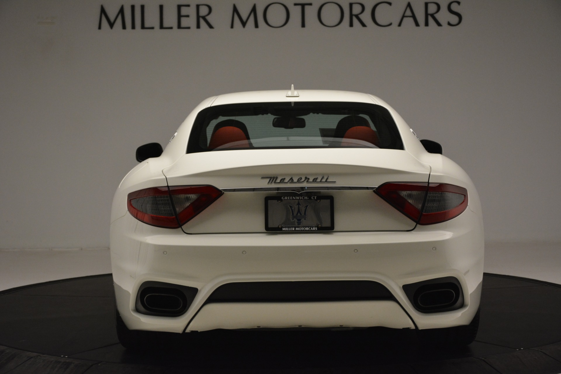 New 2018 Maserati GranTurismo Sport For Sale In Greenwich, CT. Alfa Romeo of Greenwich, W680 3083_p6