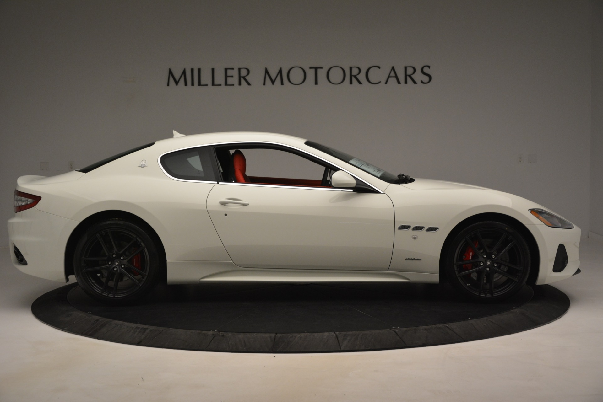 New 2018 Maserati GranTurismo Sport For Sale In Greenwich, CT. Alfa Romeo of Greenwich, W680 3083_p9