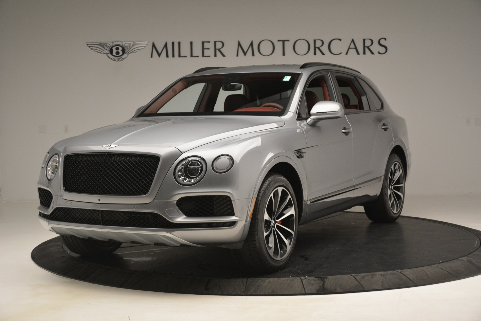 New 2019 Bentley Bentayga V8 For Sale In Greenwich, CT. Alfa Romeo of Greenwich, 7546