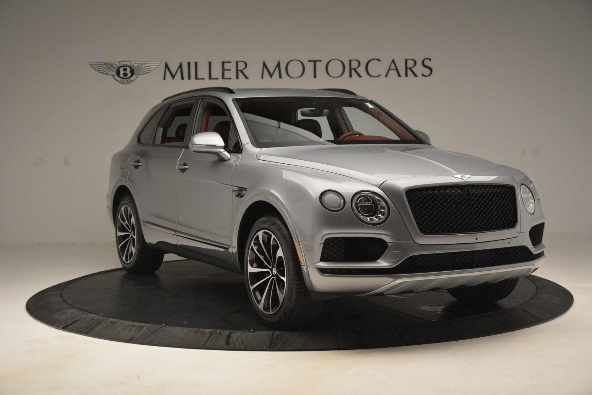 New 2019 Bentley Bentayga V8 For Sale In Greenwich, CT. Alfa Romeo of Greenwich, 7546 3084_p11