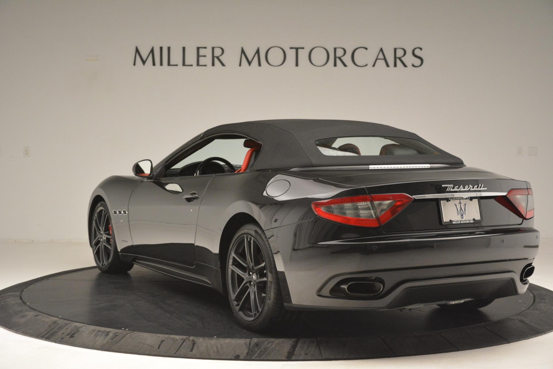 Used 2015 Maserati GranTurismo Sport For Sale In Greenwich, CT. Alfa Romeo of Greenwich, 7532 3085_p10