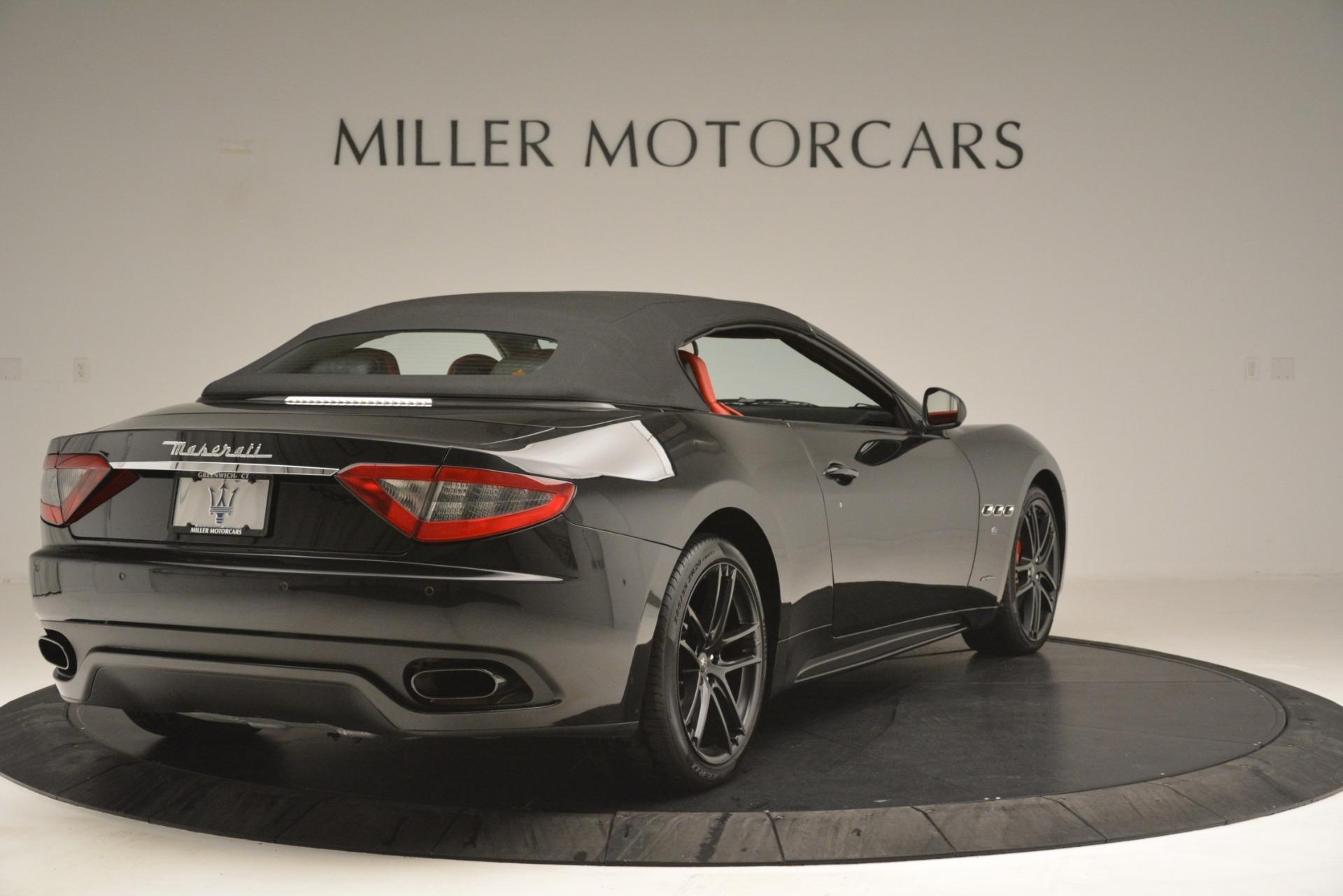 Used 2015 Maserati GranTurismo Sport For Sale In Greenwich, CT. Alfa Romeo of Greenwich, 7532 3085_p14