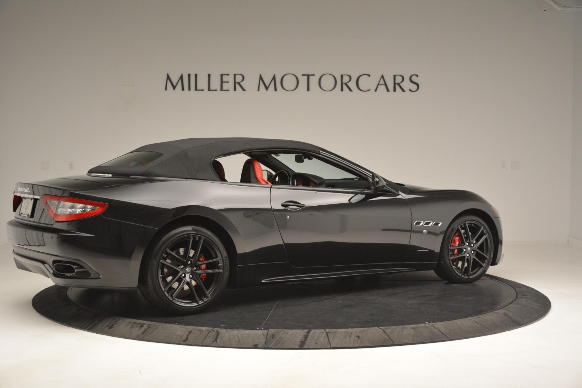 Used 2015 Maserati GranTurismo Sport For Sale In Greenwich, CT. Alfa Romeo of Greenwich, 7532 3085_p16
