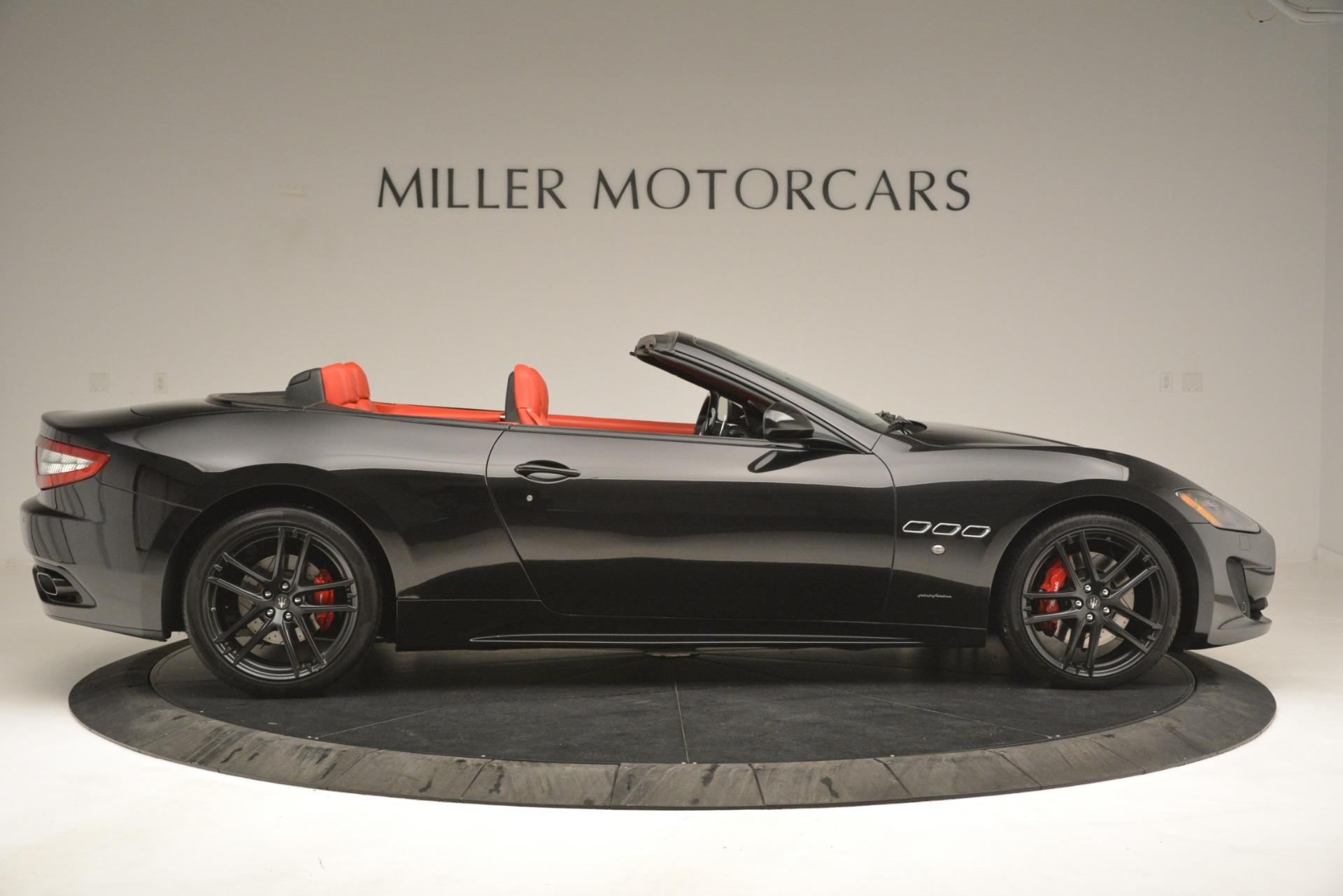 Used 2015 Maserati GranTurismo Sport For Sale In Greenwich, CT. Alfa Romeo of Greenwich, 7532 3085_p17