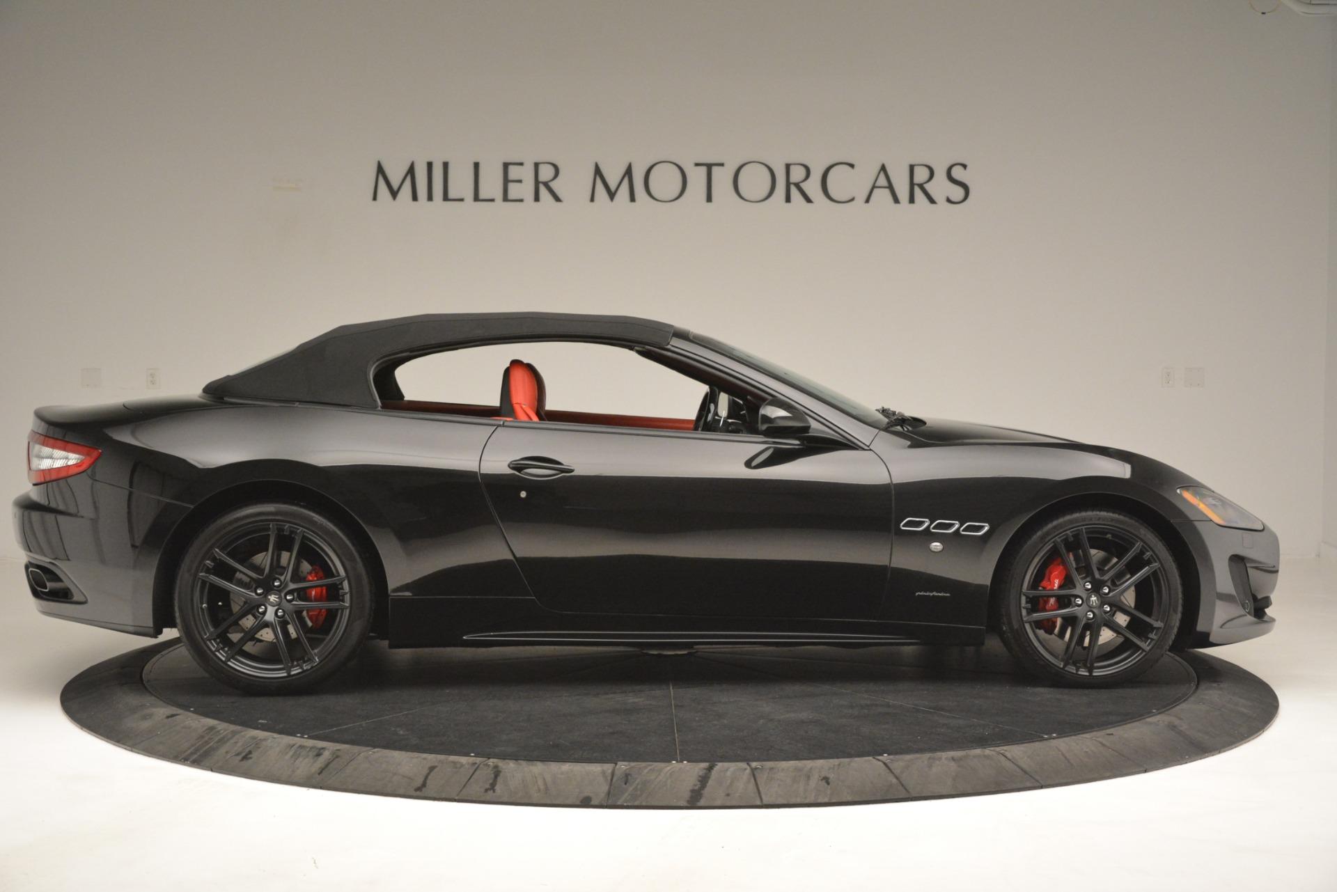 Used 2015 Maserati GranTurismo Sport For Sale In Greenwich, CT. Alfa Romeo of Greenwich, 7532 3085_p18