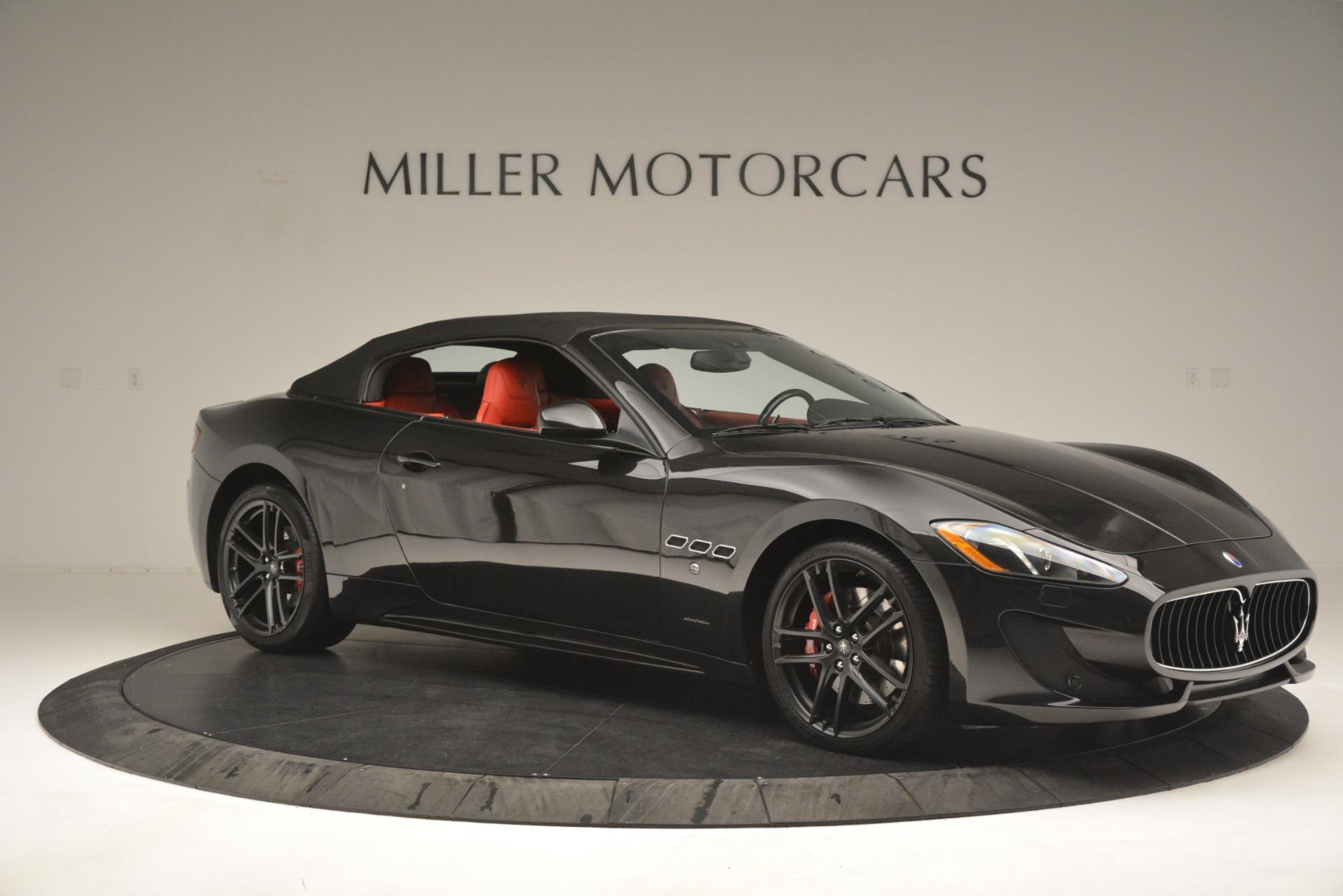 Used 2015 Maserati GranTurismo Sport For Sale In Greenwich, CT. Alfa Romeo of Greenwich, 7532 3085_p20