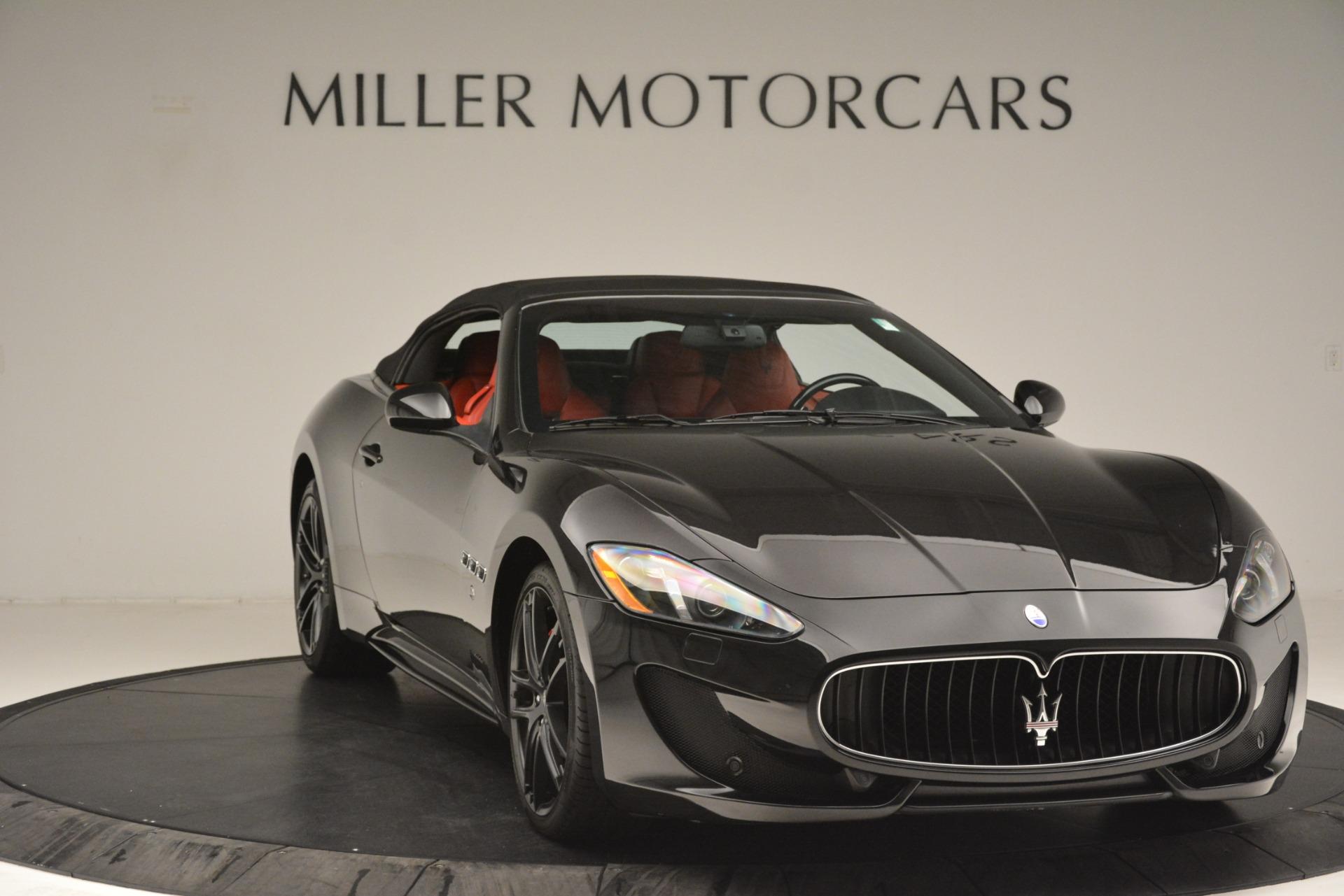 Used 2015 Maserati GranTurismo Sport For Sale In Greenwich, CT. Alfa Romeo of Greenwich, 7532 3085_p22
