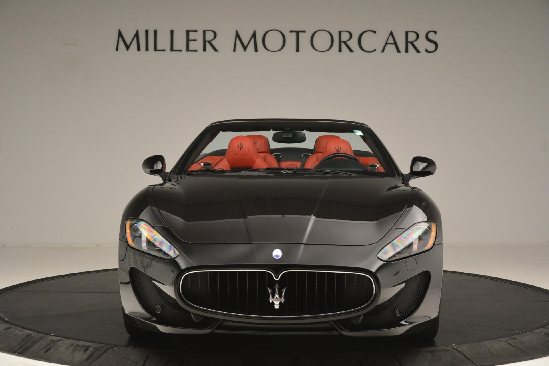 Used 2015 Maserati GranTurismo Sport For Sale In Greenwich, CT. Alfa Romeo of Greenwich, 7532 3085_p23