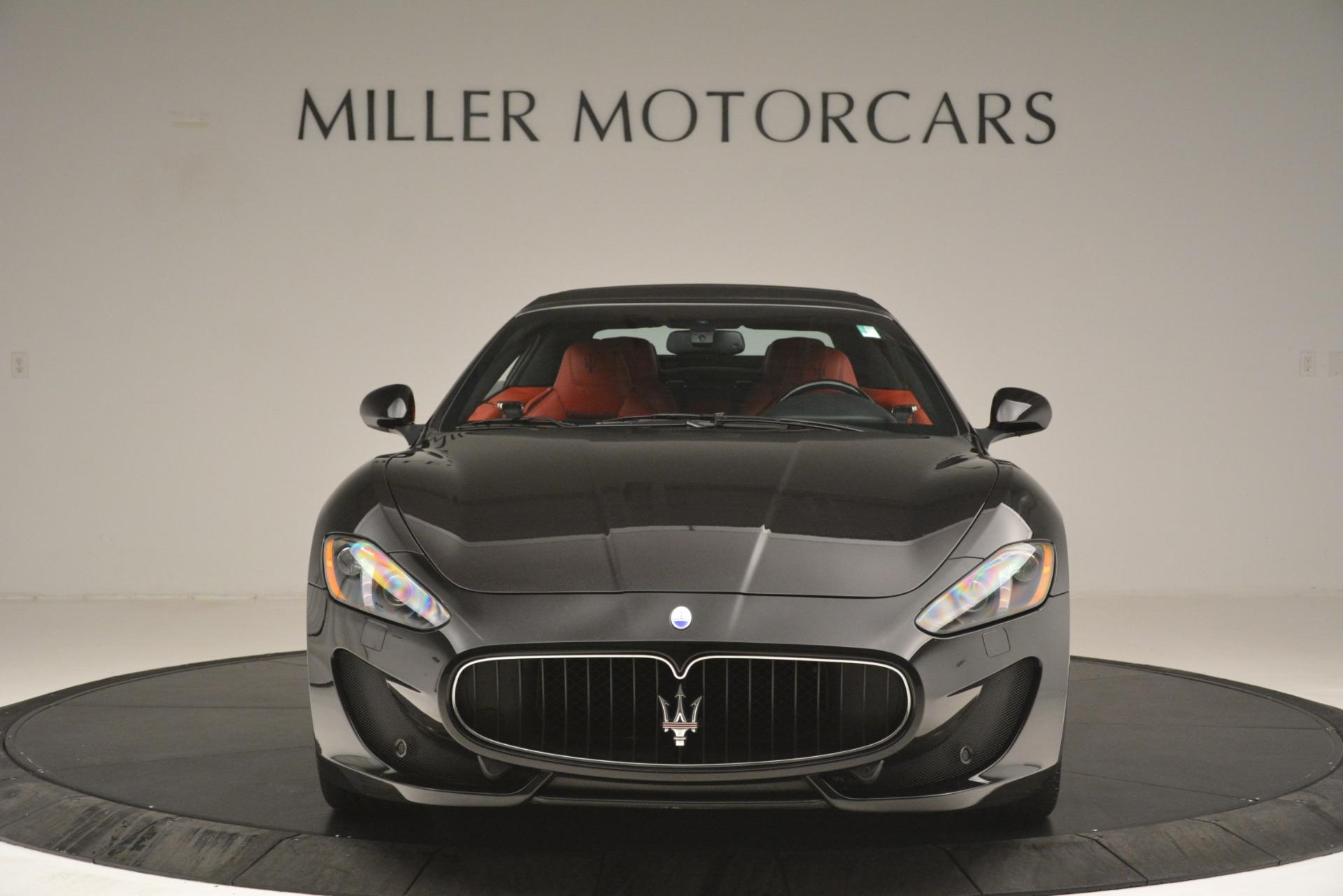 Used 2015 Maserati GranTurismo Sport For Sale In Greenwich, CT. Alfa Romeo of Greenwich, 7532 3085_p24