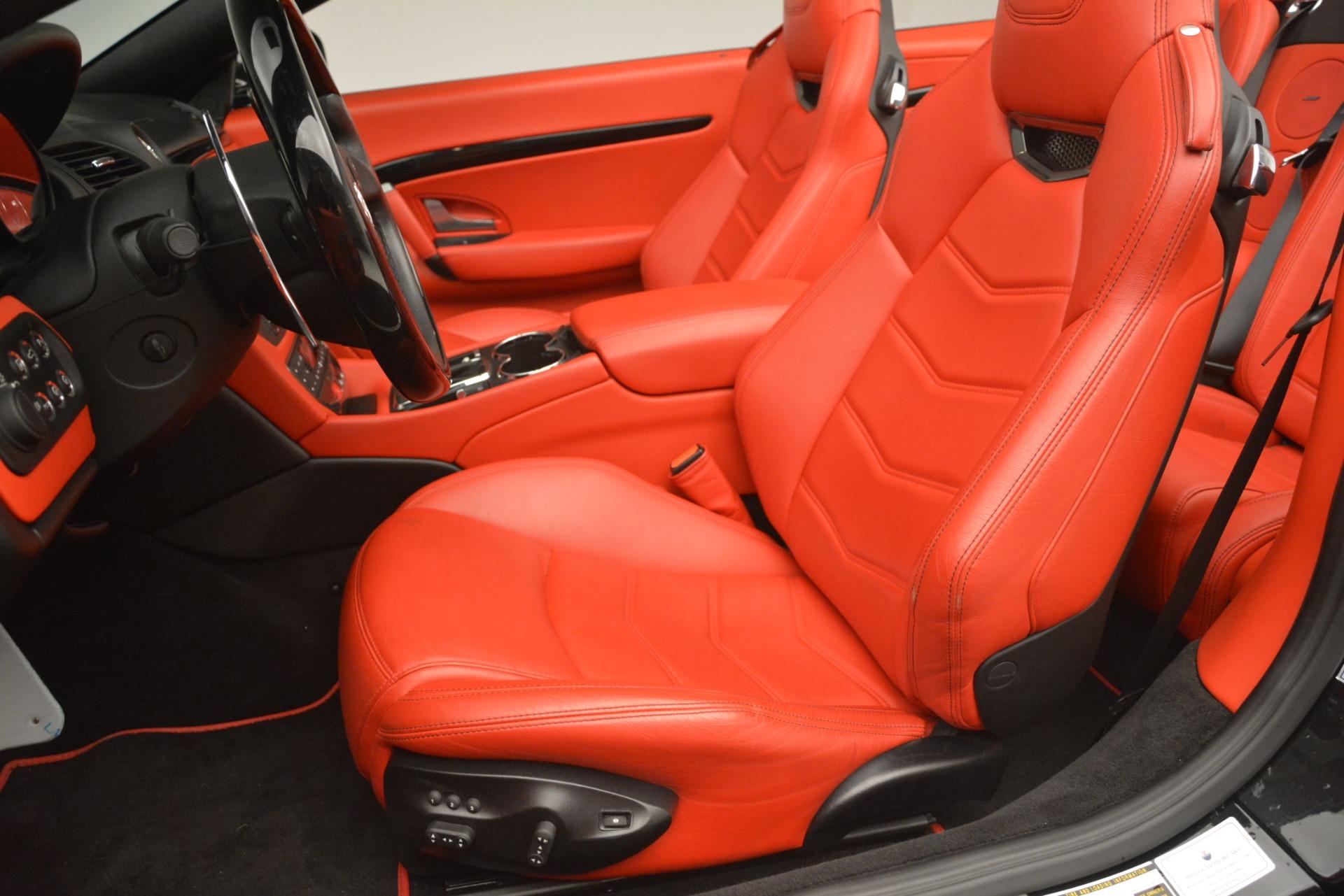 Used 2015 Maserati GranTurismo Sport For Sale In Greenwich, CT. Alfa Romeo of Greenwich, 7532 3085_p27
