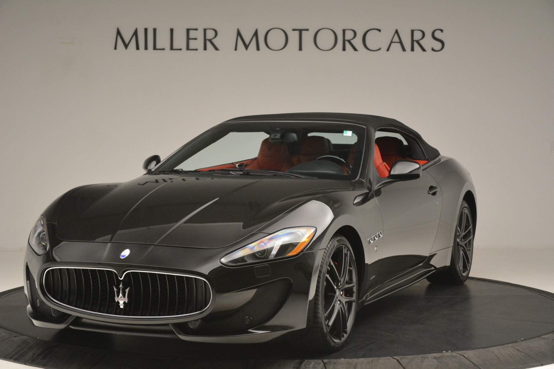 Used 2015 Maserati GranTurismo Sport For Sale In Greenwich, CT. Alfa Romeo of Greenwich, 7532 3085_p2